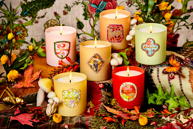 One of Our Favorite Candle Brands Launched an Irresistible Fall Collection
