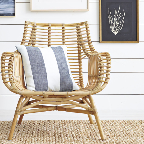 12 Rattan Accent Chairs Sure to Bring a Casual, Cool Vibe to Your Space