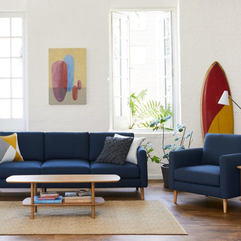 The Company Behind One of Our Favorite Sofas Is Having a Massive Sitewide Sale