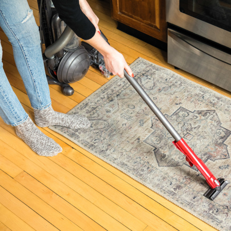 Amazon Shoppers Are Comparing This Powerful Stick Vacuum to a Dyson