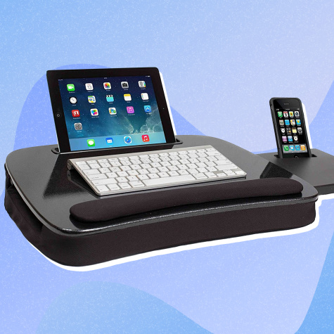 This Brilliant Lap Desk Helps Me Work Comfortably from Anywhere at Home (and Beyond!)
