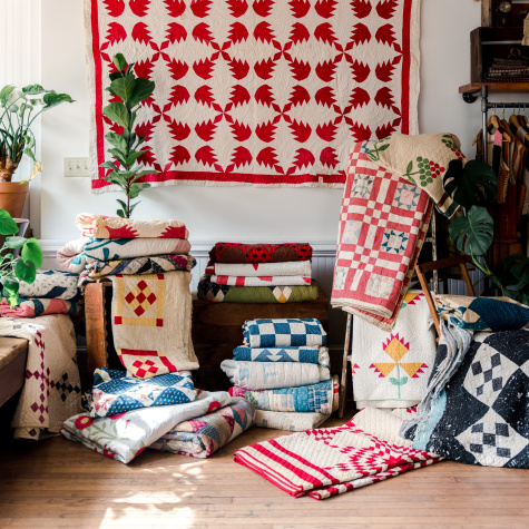 Nearly Everything in This Vintage Store Owner's Home Is at Least 50 Years Old