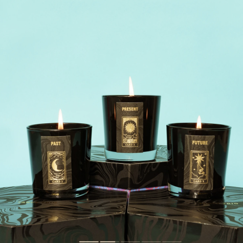 One of Our Favorite Brands Just Launched the Most Giftable Tarot Candle Collection