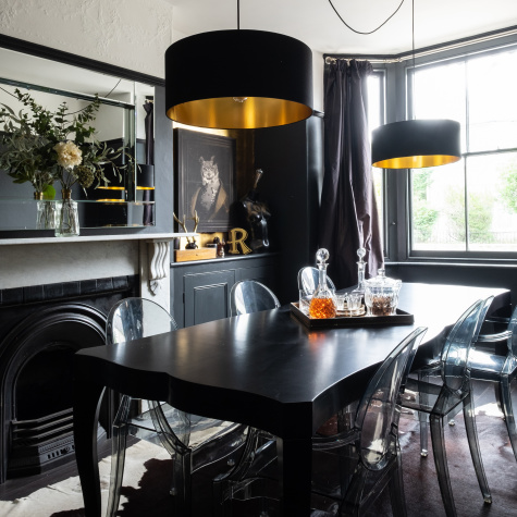 This Victorian House Built in 1894 Is Dark, Gothic, and Gorgeously Glam