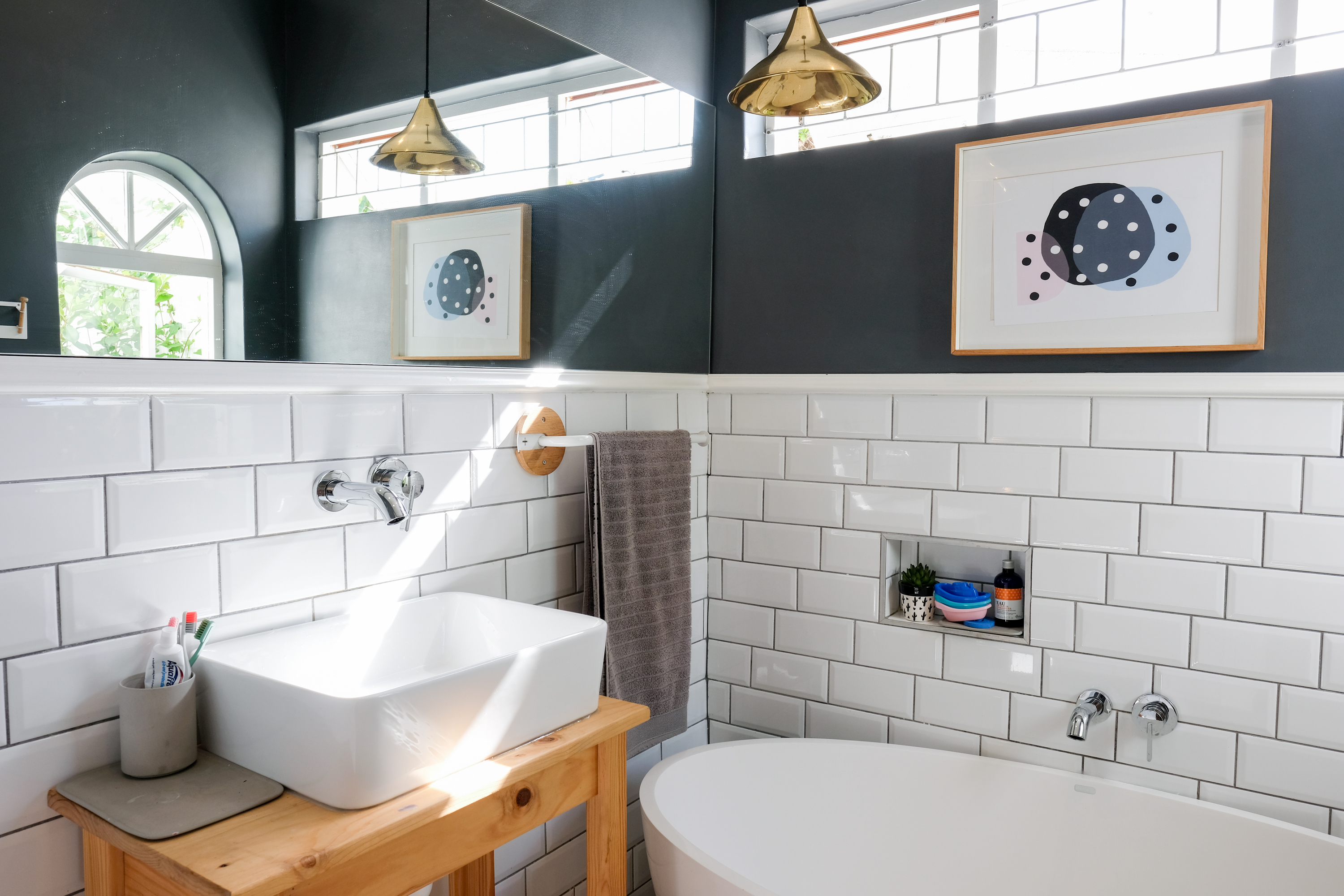 Bathroom Projects | Apartment Therapy