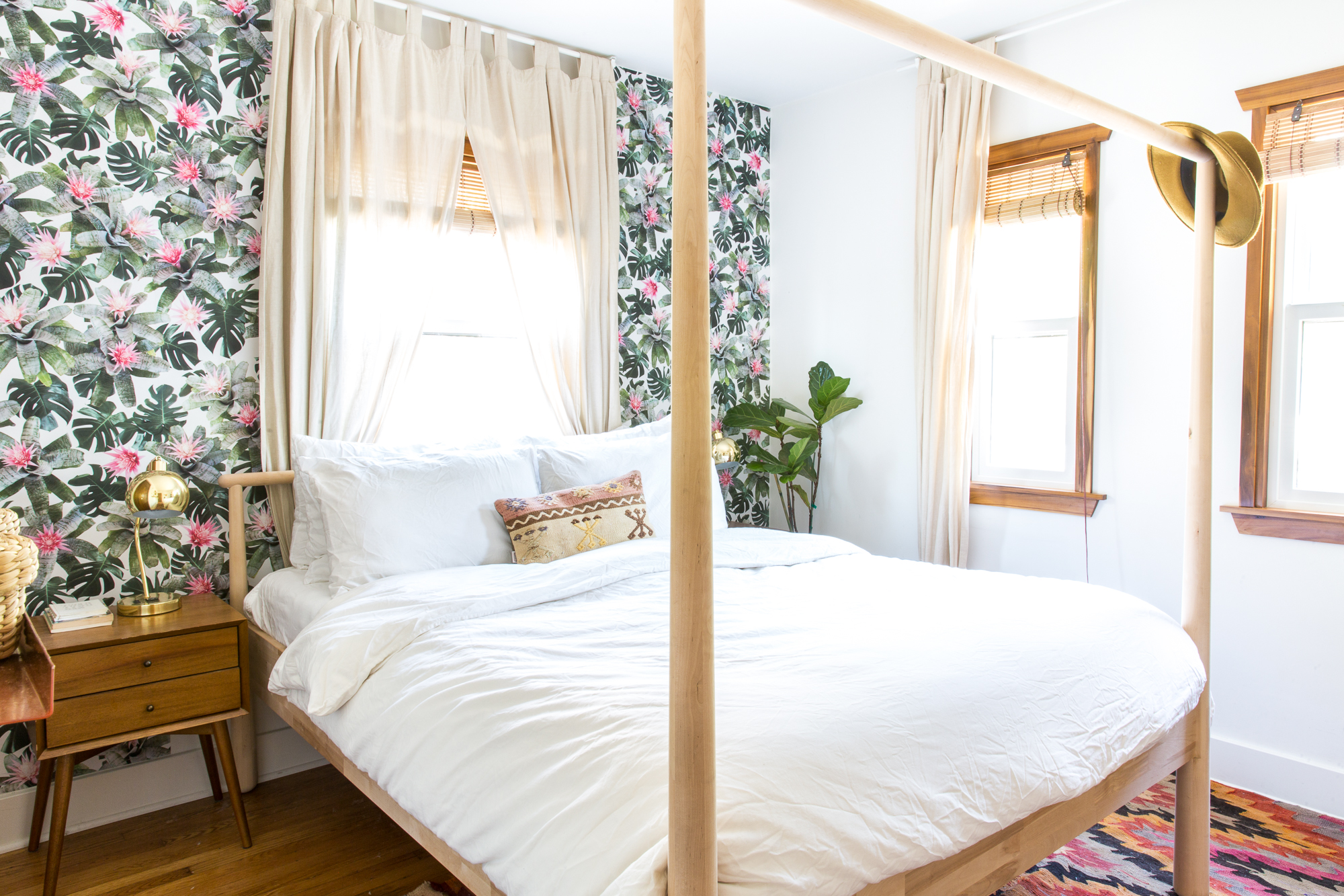 This Designer Trick Will Make Your Window Treatments Look Expensive Apartment Therapy