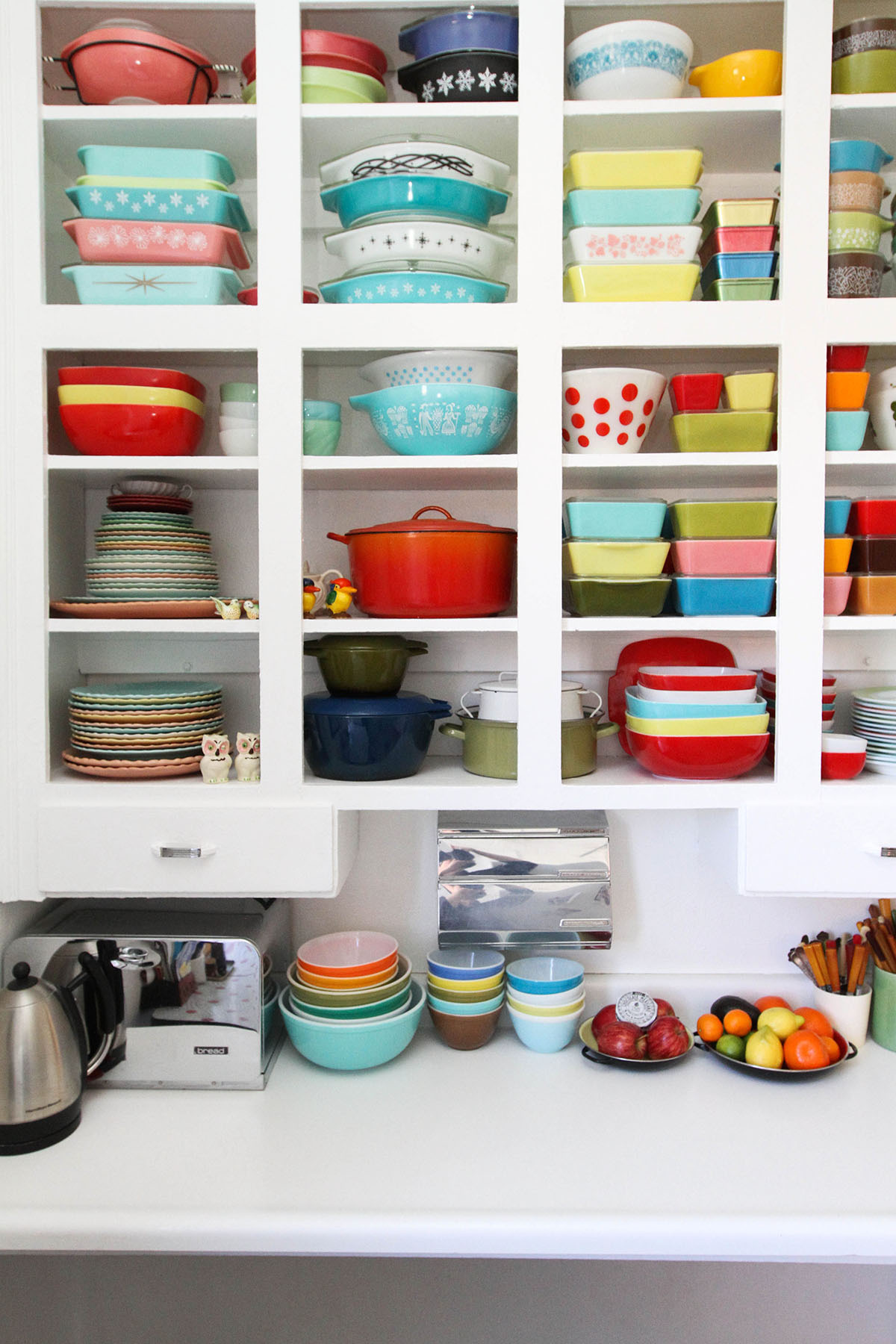 The 52 Best Kitchen Cabinet Organization Ideas Of All Time Apartment Therapy