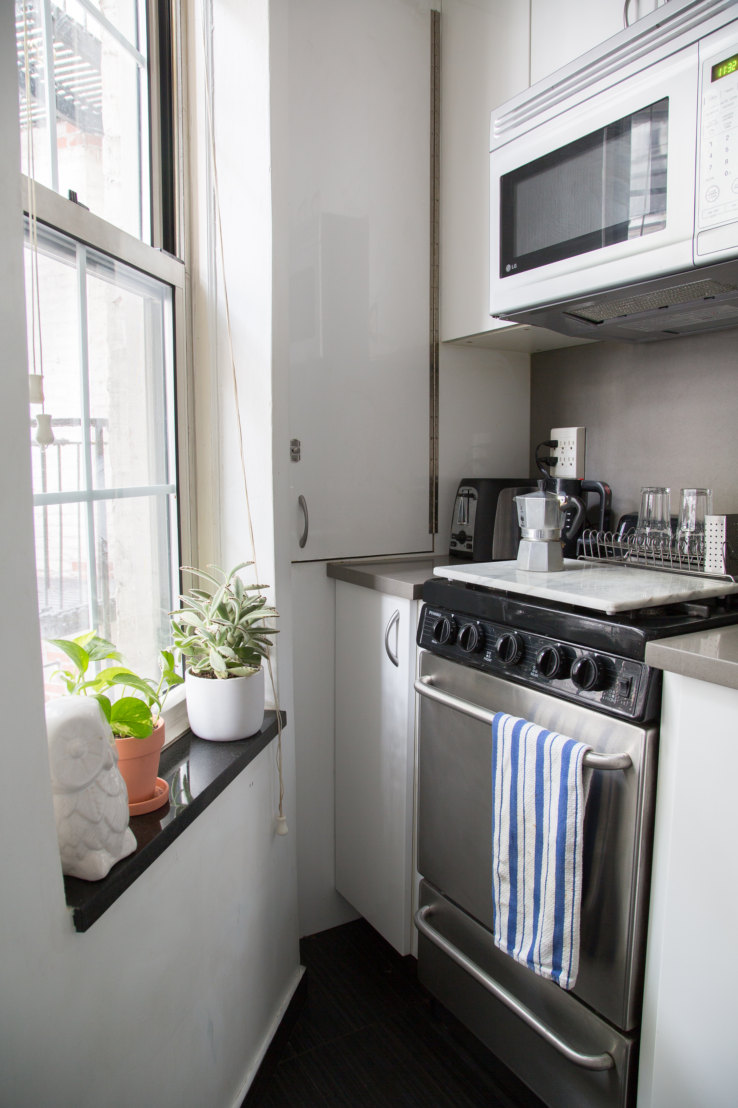 Smallest Kitchen In The World