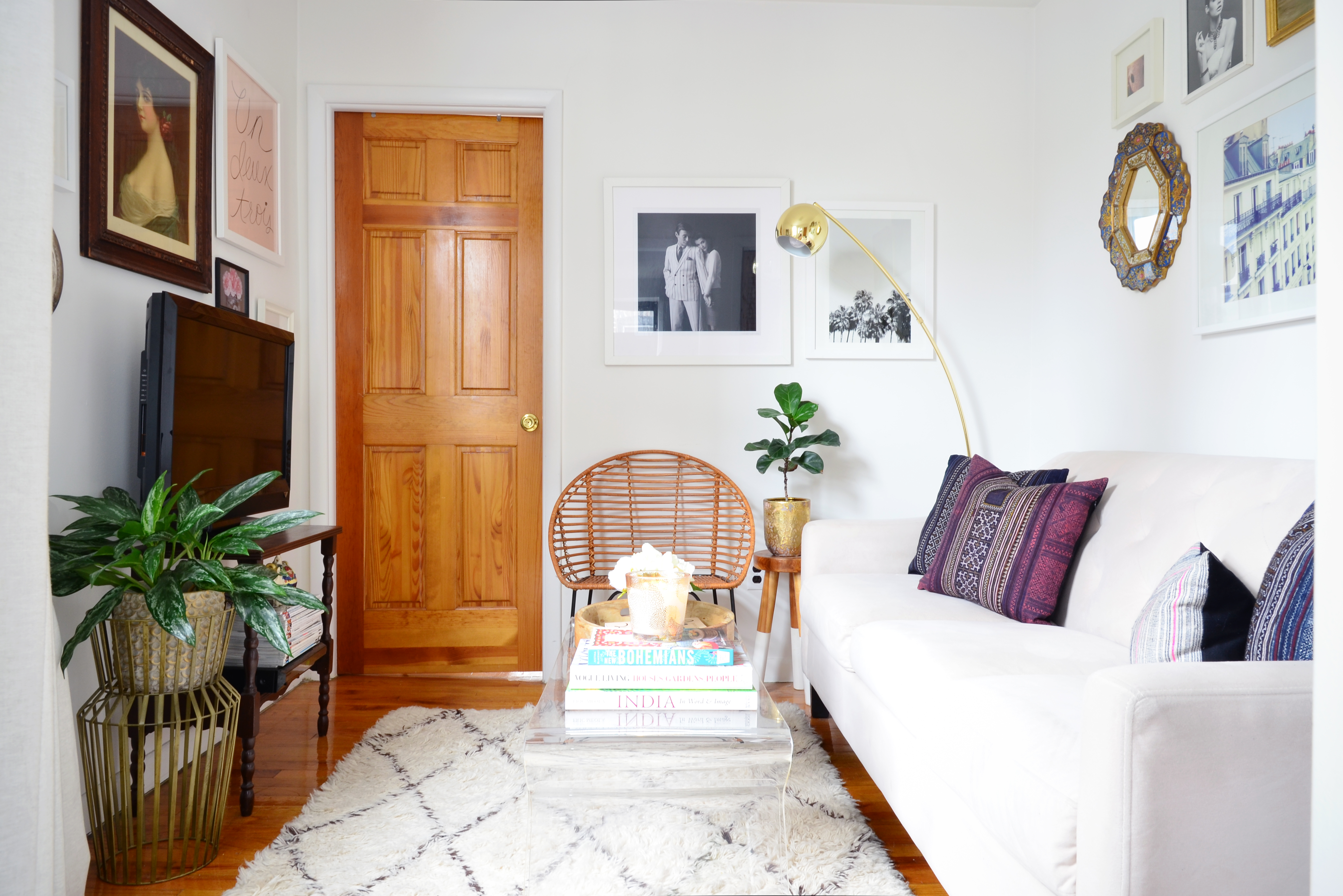 Small Space Design Tricks That Really Work Apartment Therapy