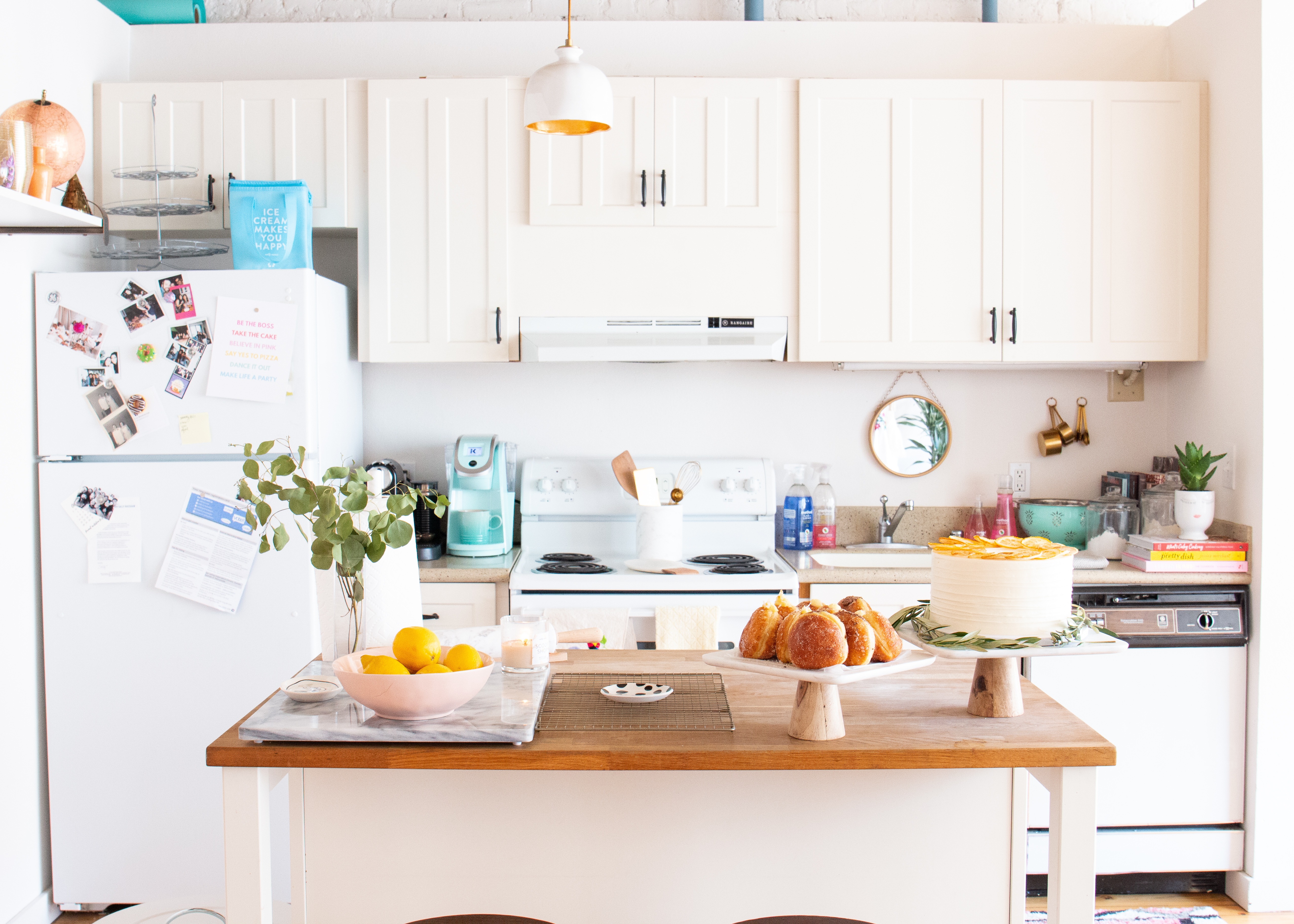 This Lazy Susan Will Solve All of Your Kitchen Storage Problems