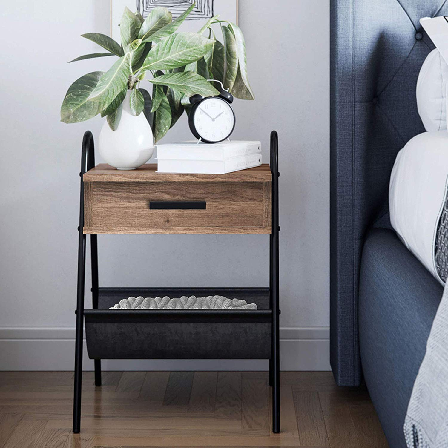 Cheap Stylish Amazon Nightstands Best Amazon Bedside Tables Apartment Therapy