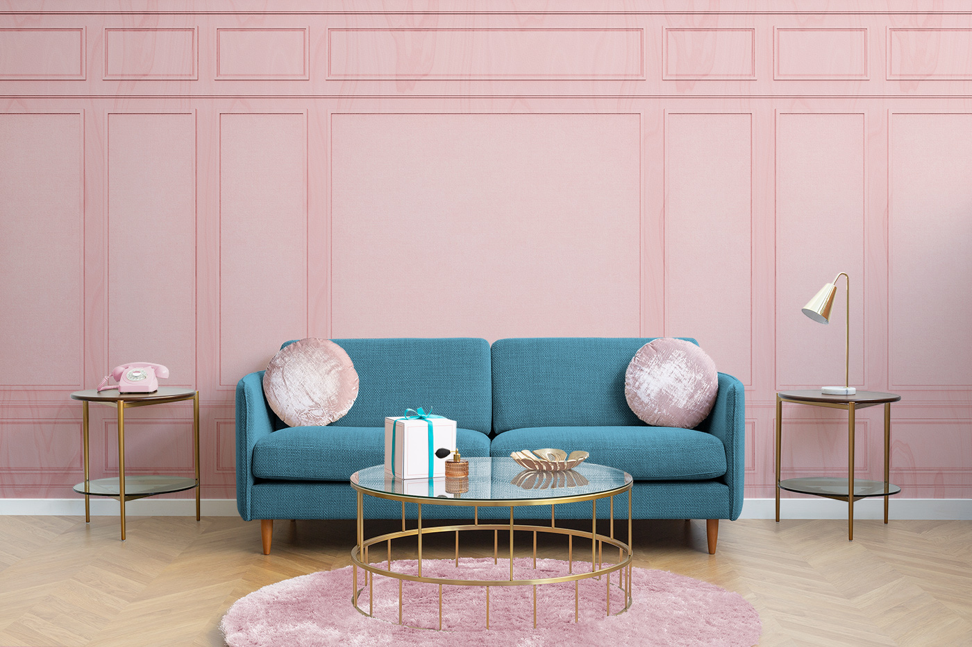 3 Wes Anderson-Inspired Wallpapers That Will Make Your Room Feel As Quirky As His Films