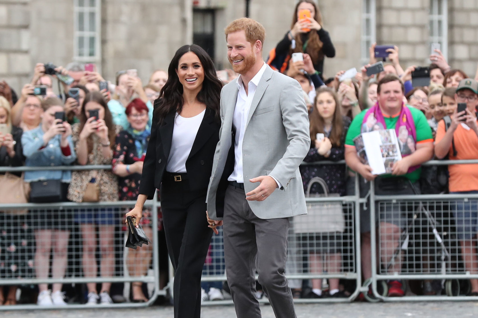 Here's Your Chance to Be Prince Harry and Meghan Markle's Neighbor