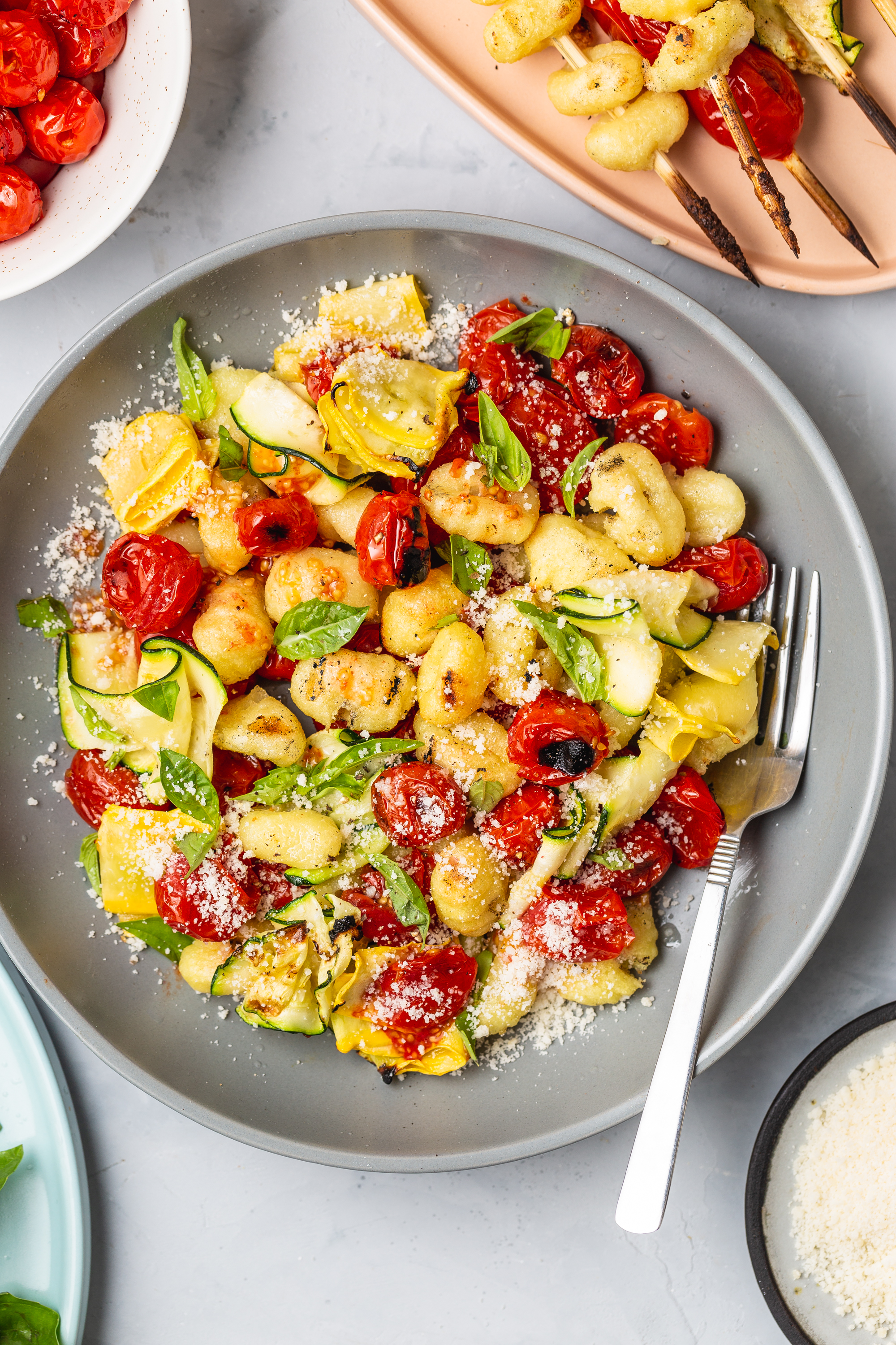 This Ingenious Trick Will Give You the Best, Crispiest Gnocchi All Summer Long
