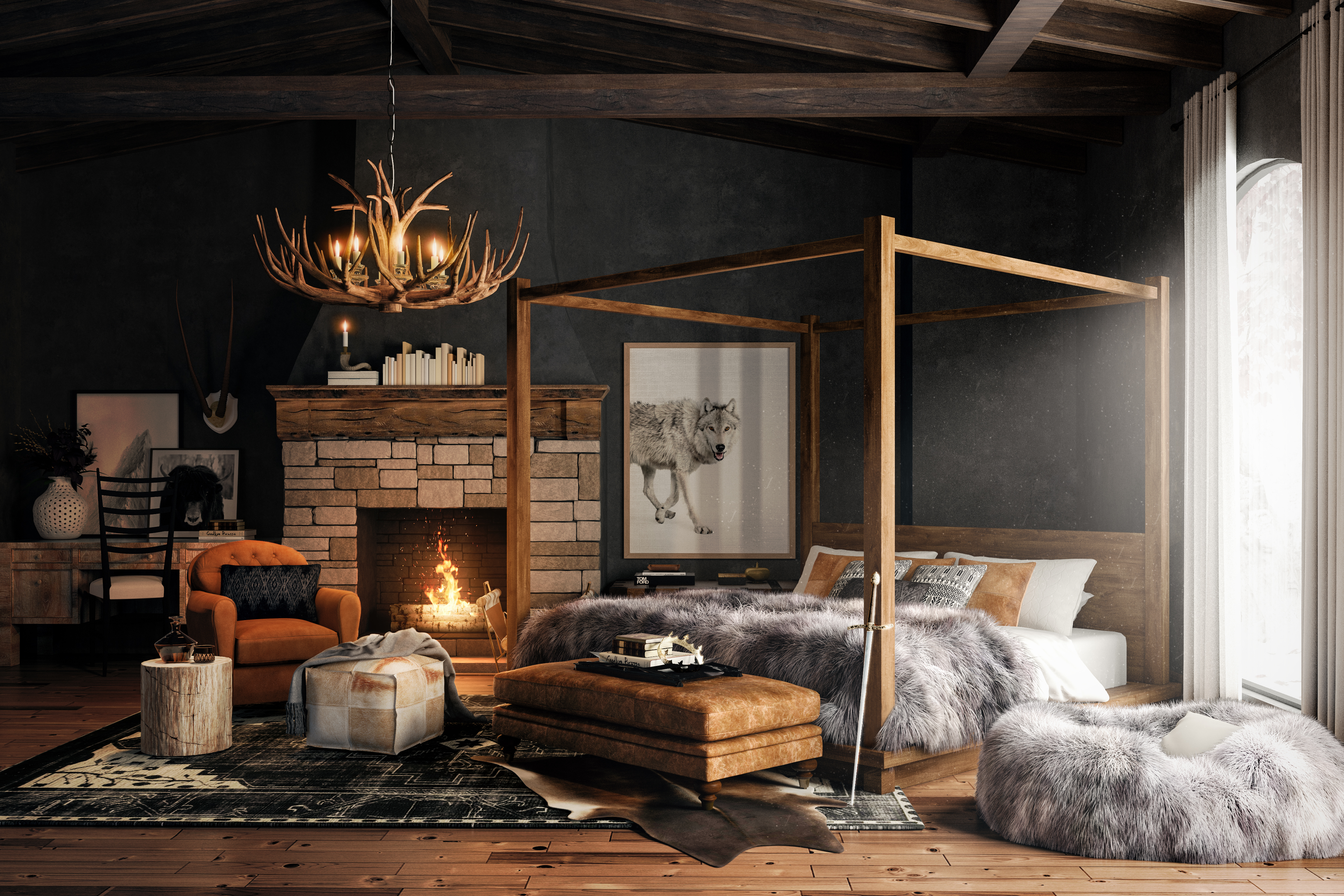 Game Of Thrones Set Design Decor Apartment Therapy