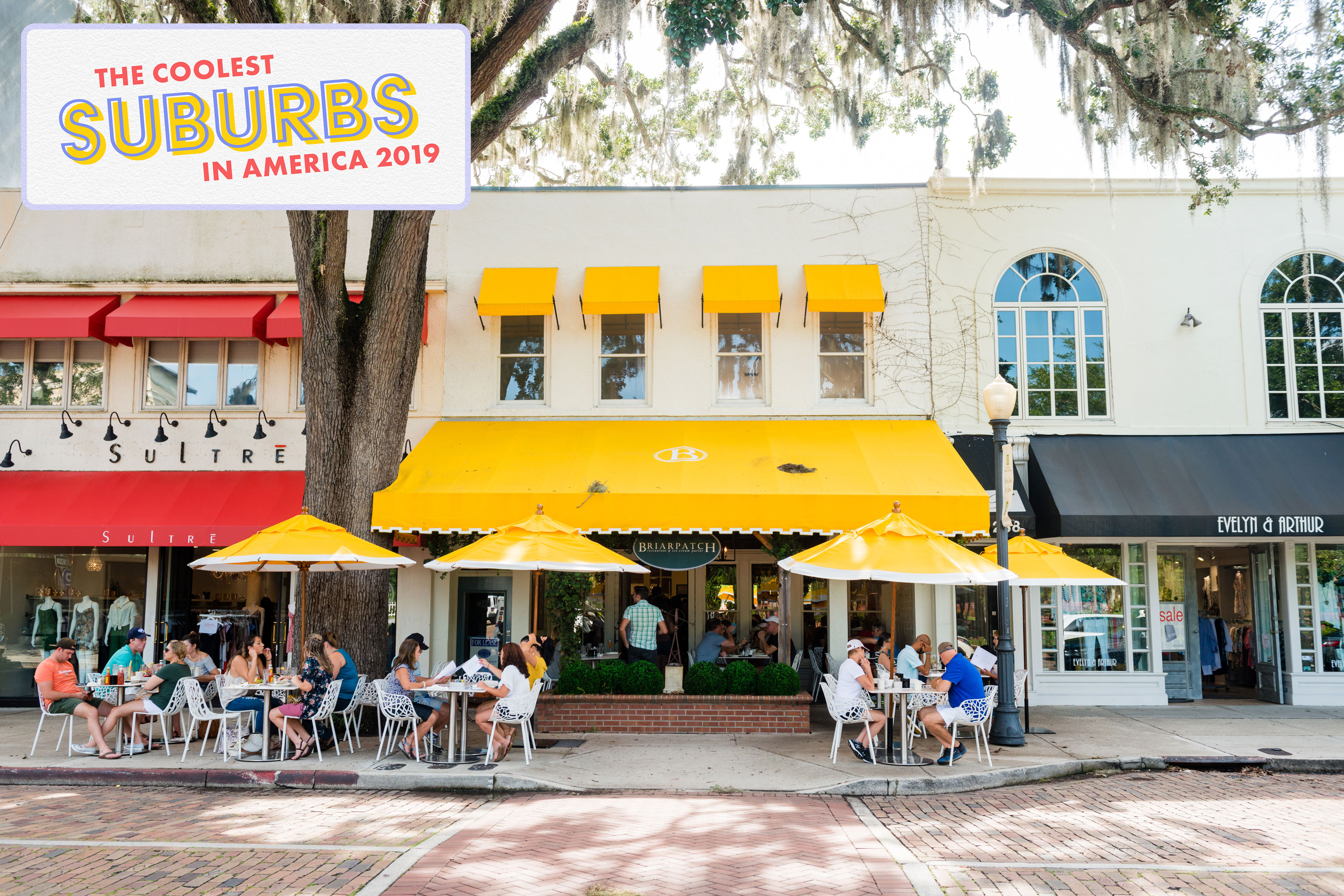 Why Winter Park, a Town 30 Minutes from Disney World, Is One of the Coolest Suburbs in America