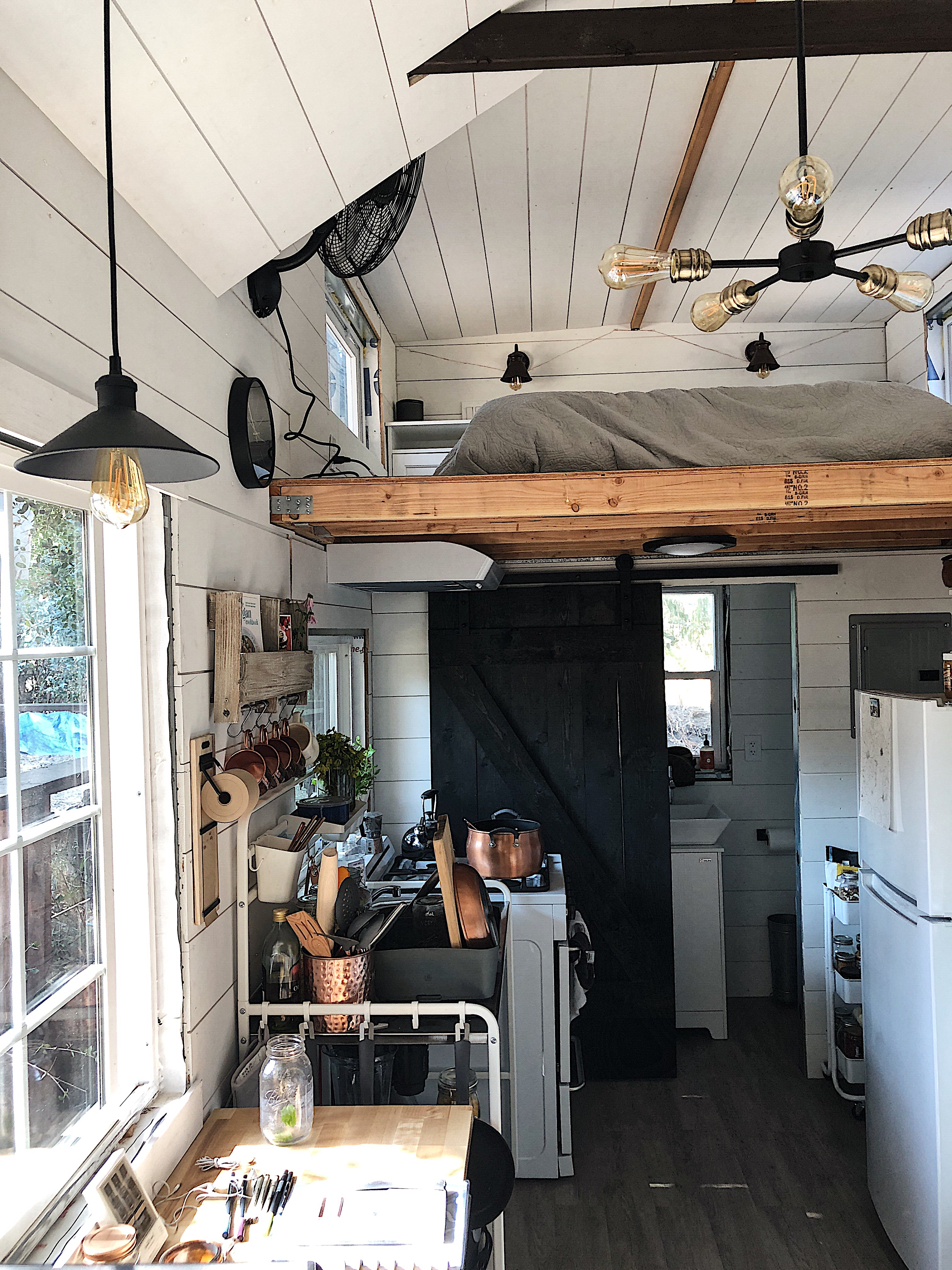 300 Square Foot Tiny House Video Tour Apartment Therapy
