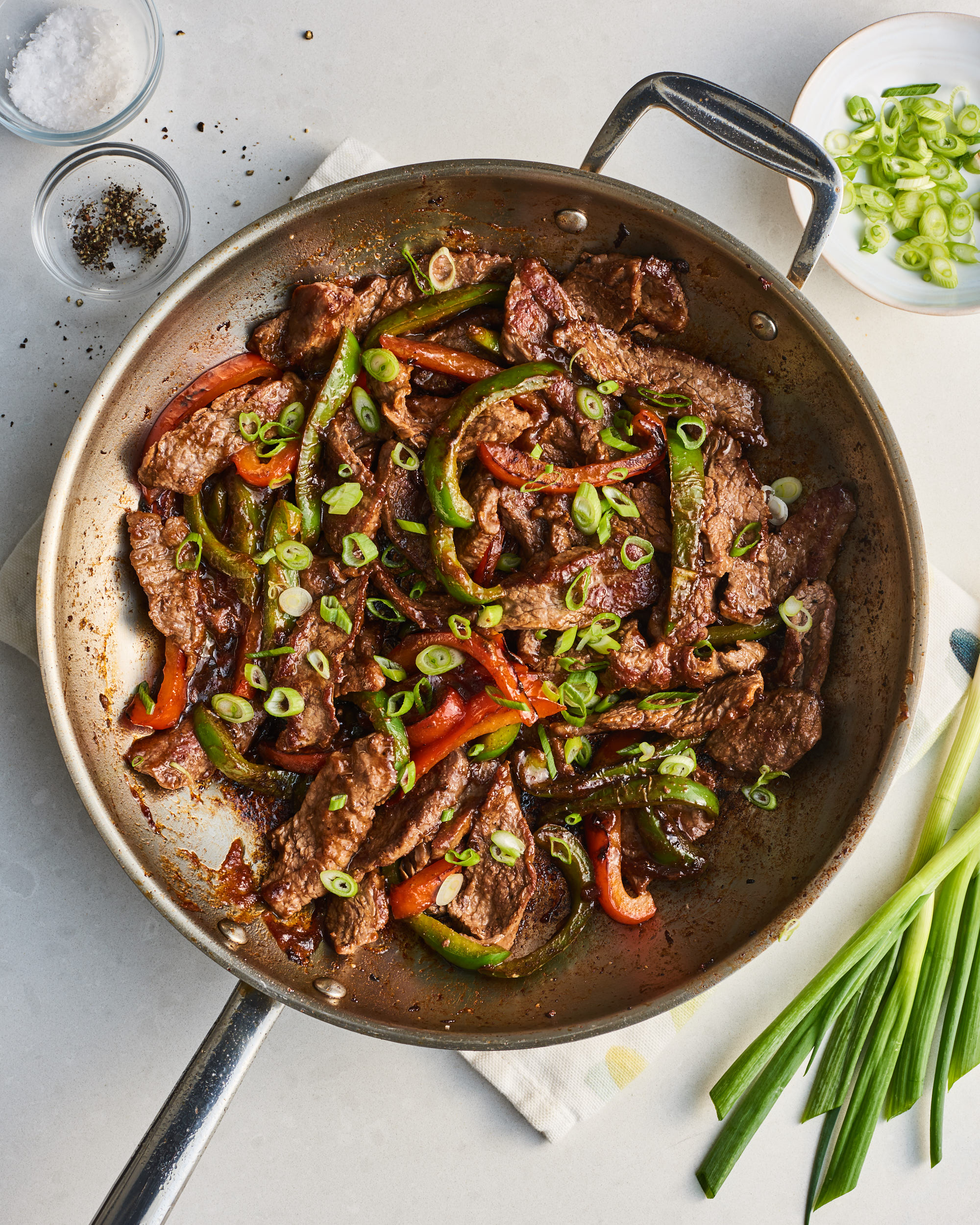 Pepper Steak Stir Fry Kitchn