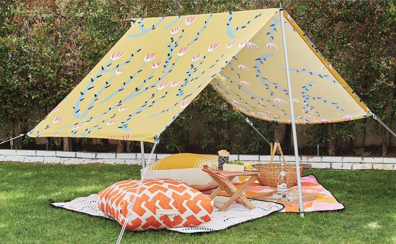 Society6's New Outdoor Collection Is Picnic-Perfect