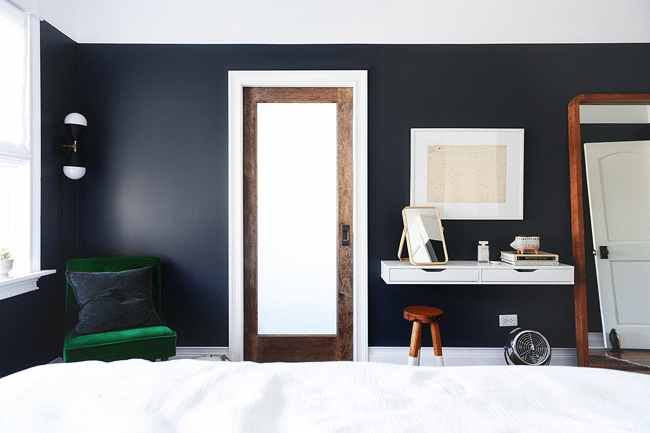 16 Beautiful Rooms That Prove Black Walls Are Totally Accessible