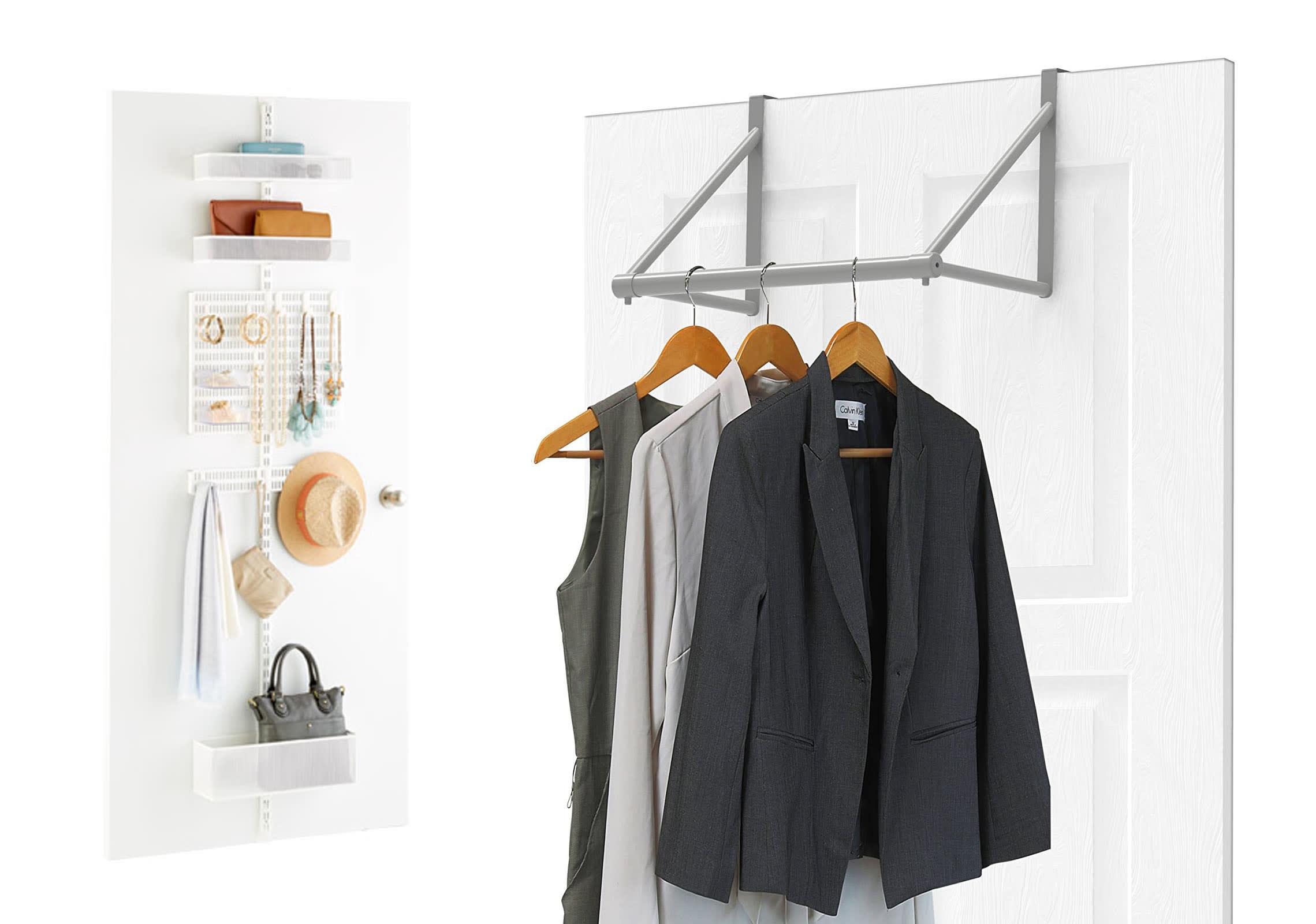 Over The Door Hanger Bedroom Wardrobe Door Hanger Increase Hanging Space