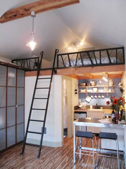 Garage Makeovers Convert Garage To Apartment Apartment Therapy