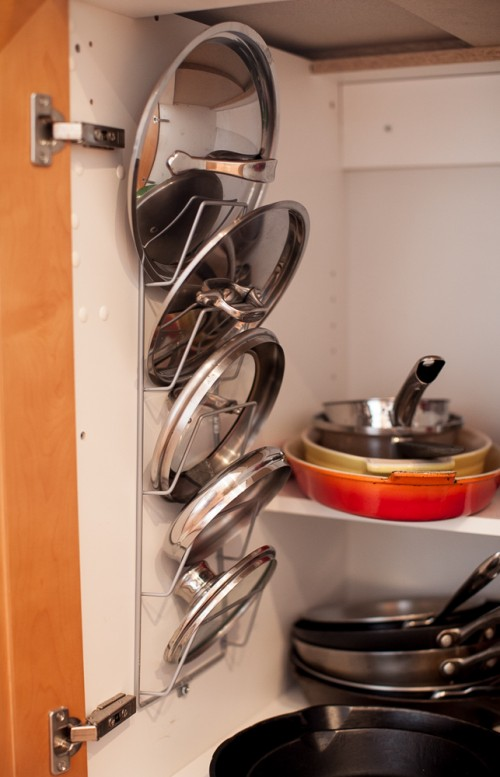 Ideas For Storing Pots Pans Apartment Therapy