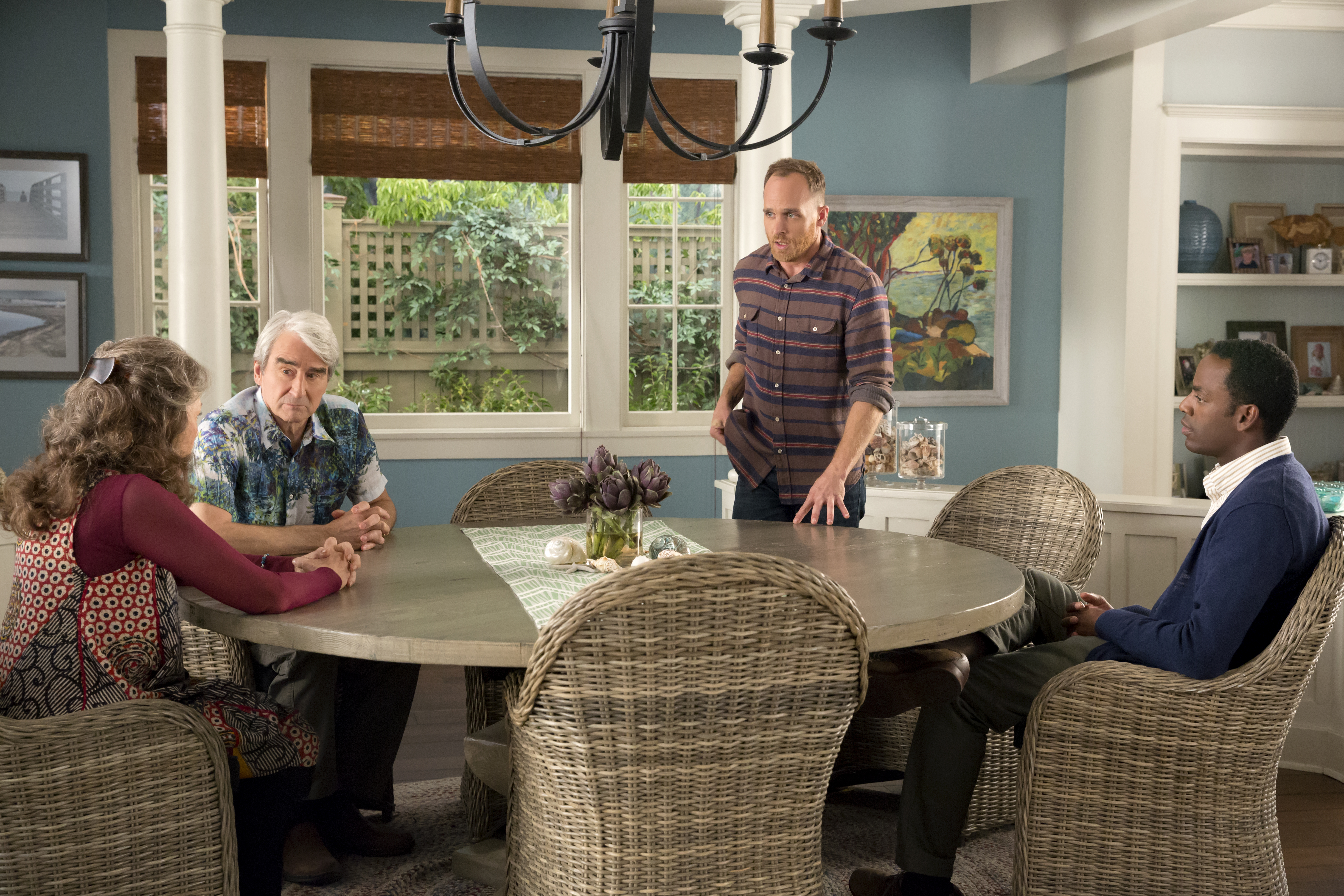 Grace And Frankie Set Design Decor | Apartment Therapy