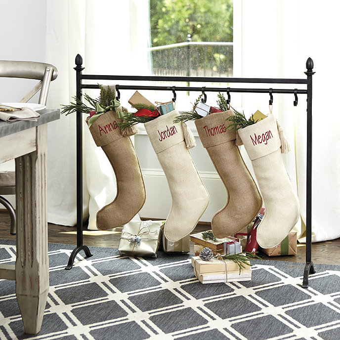 The 30 Best Most Beautiful Stocking Holders Apartment Therapy