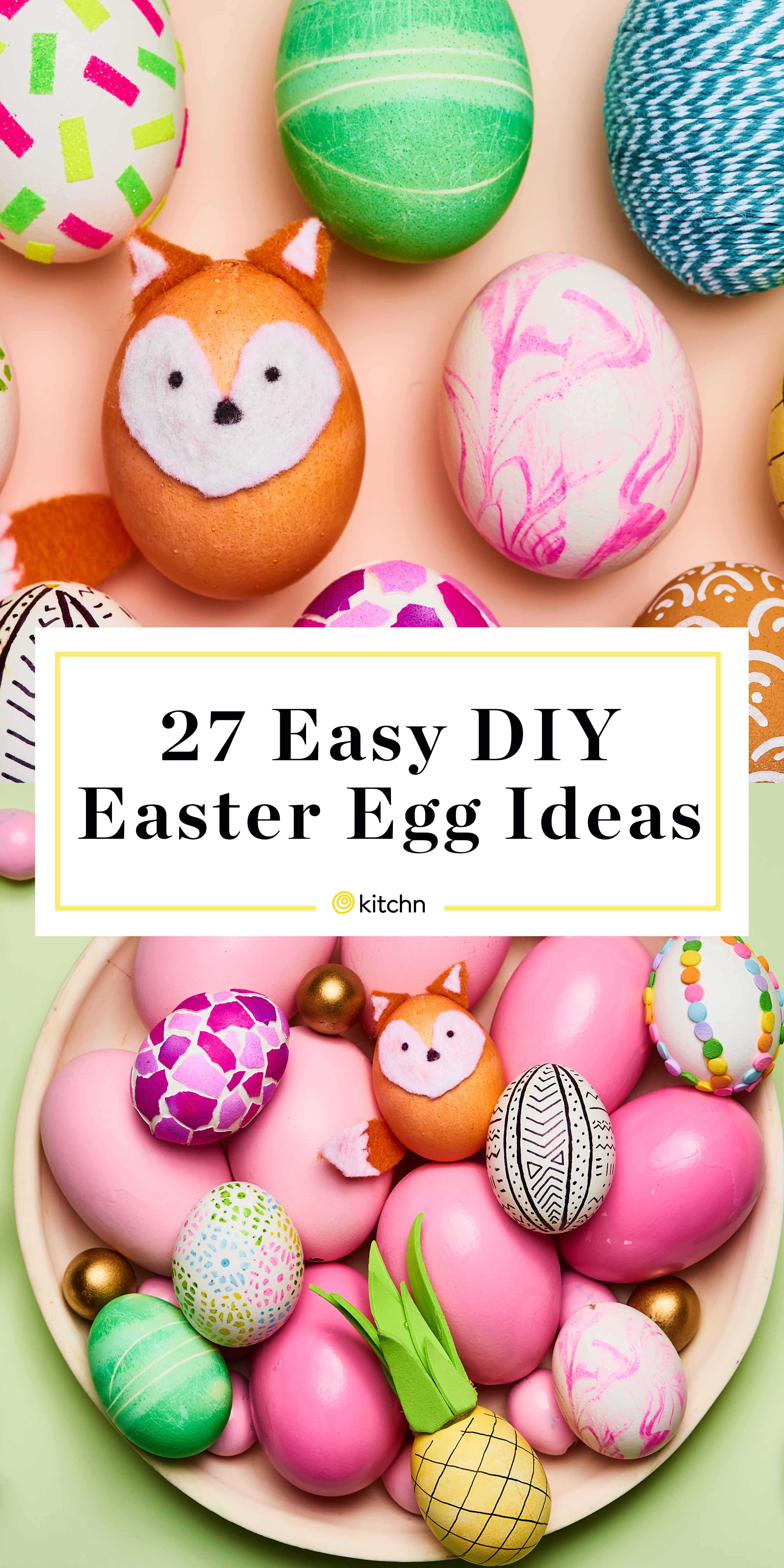 Easy Easter Egg Decorating Ideas Kitchn