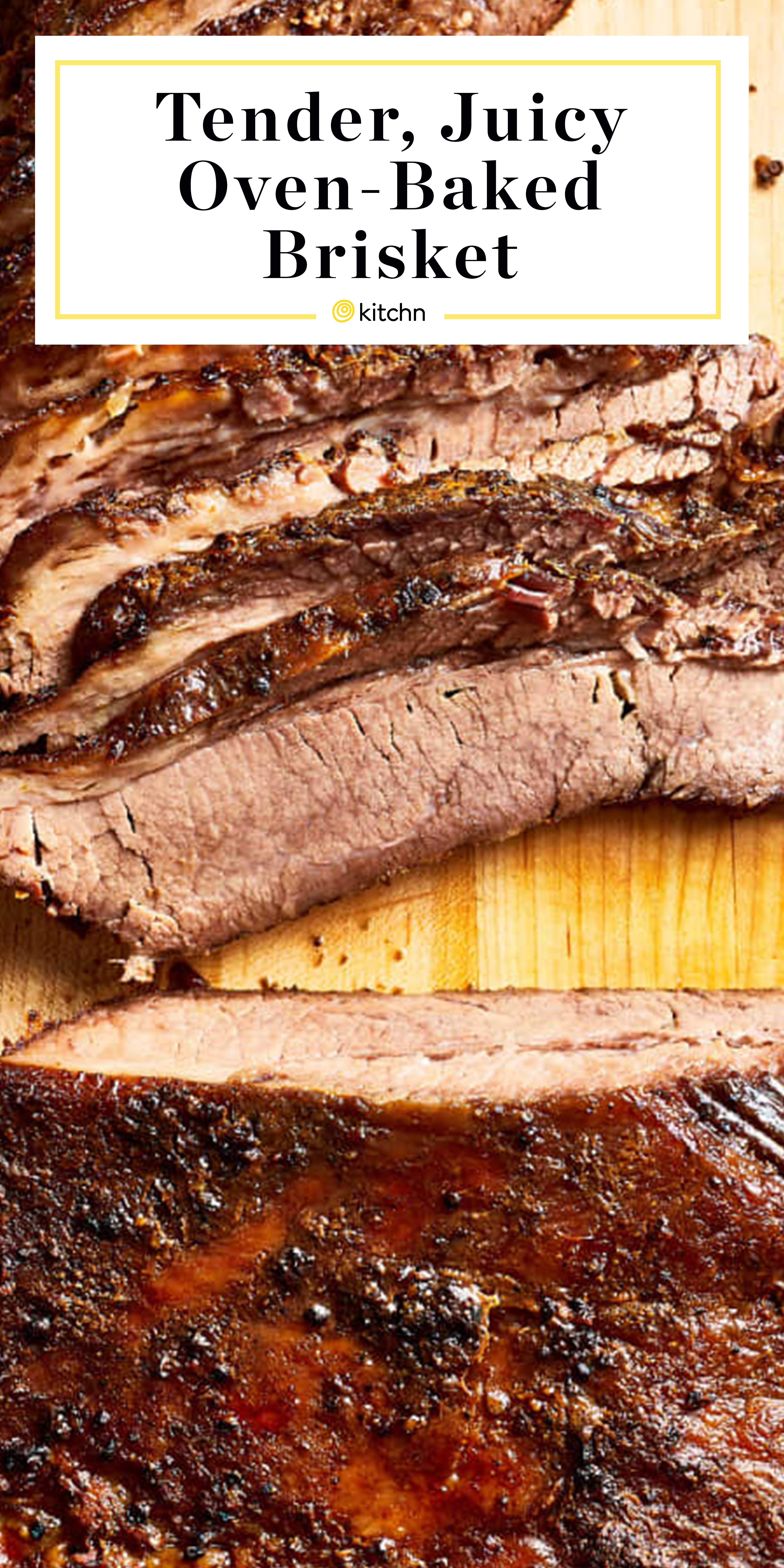 How To Cook Texas Style Brisket In The Oven Kitchn