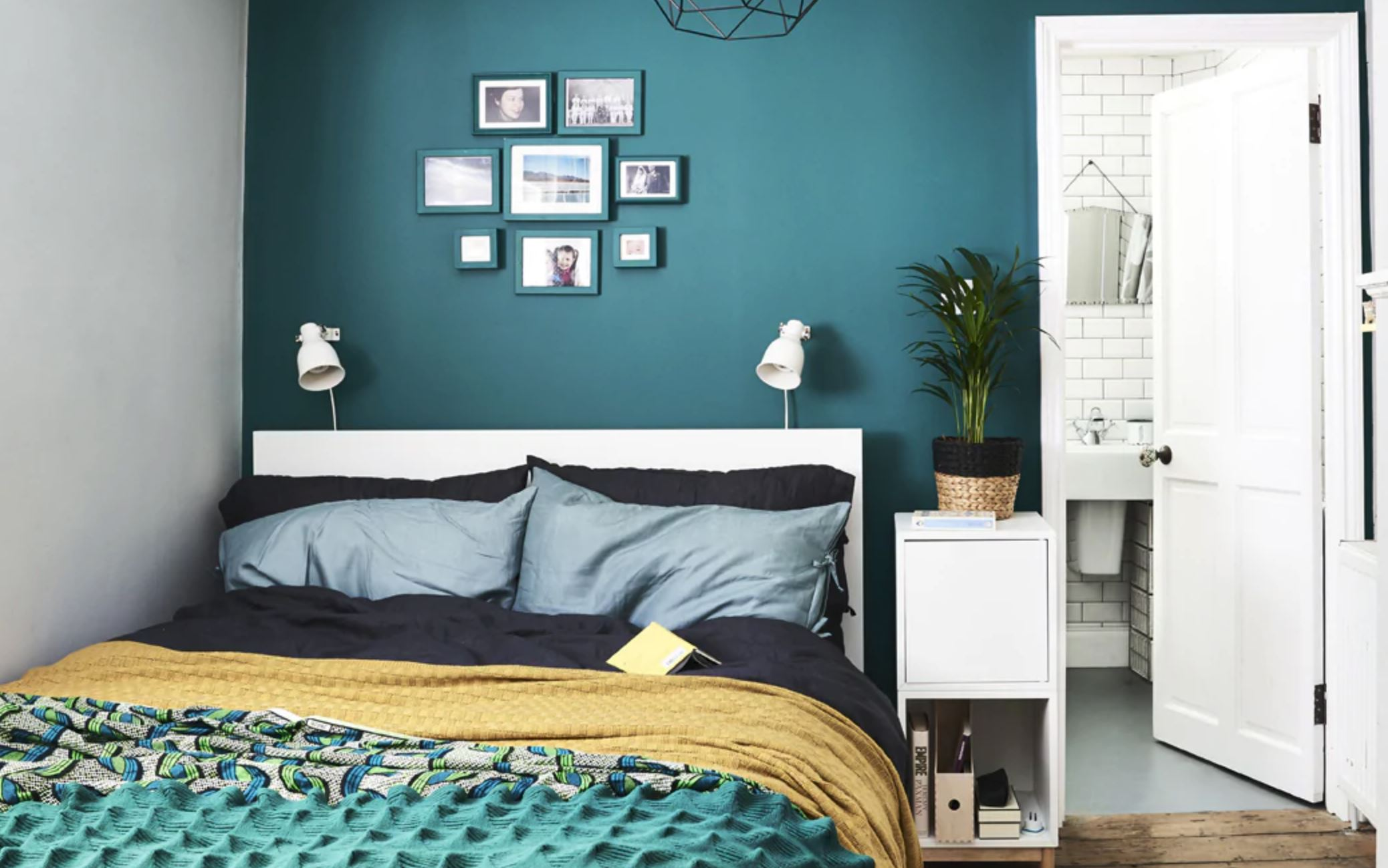 Colorful Bedoom Design Ideas To Steal From Ikea Apartment Therapy