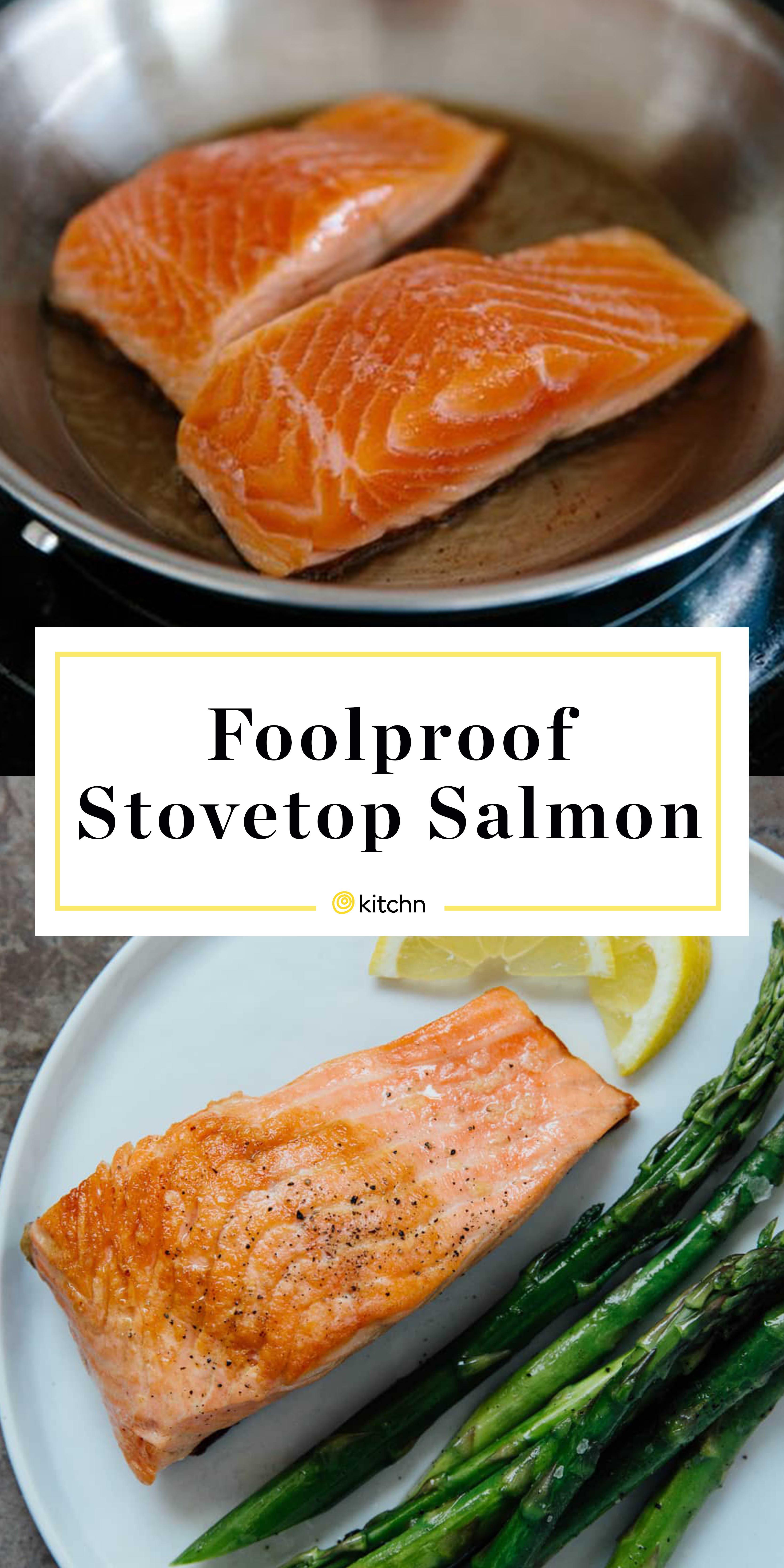 How To Cook Pan-Seared Salmon