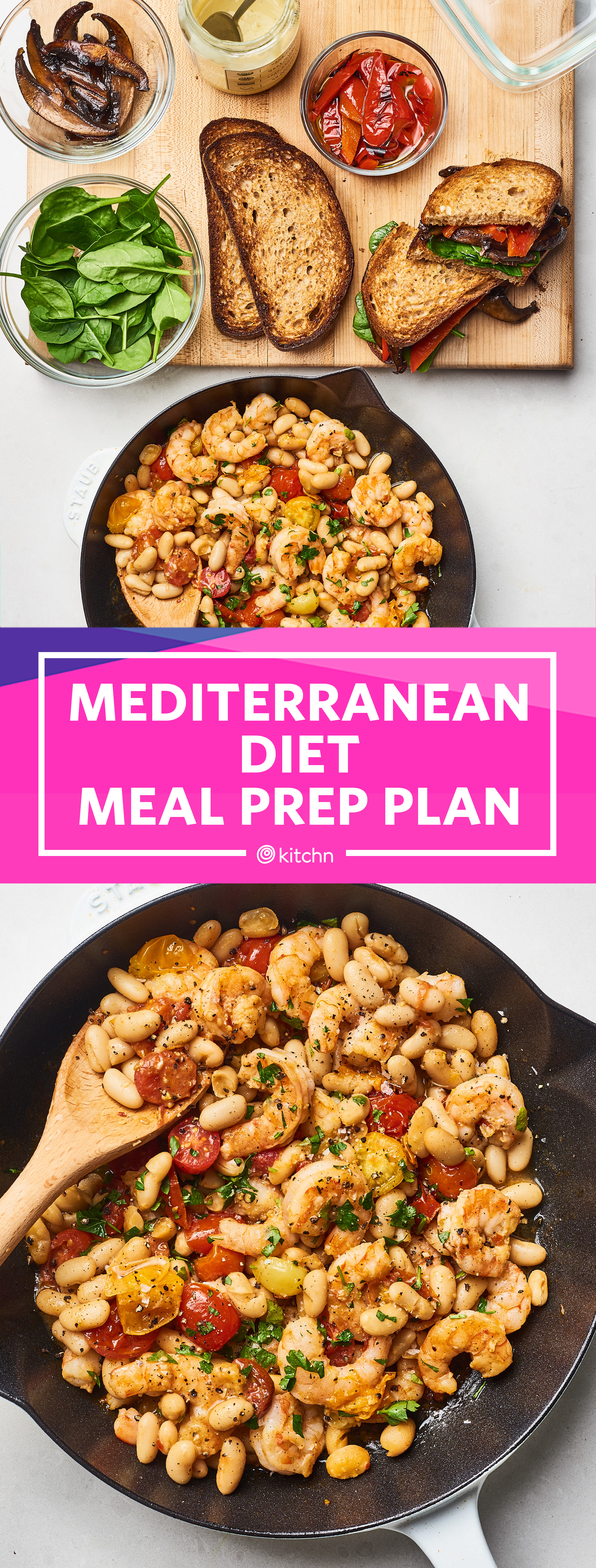 meditwrranean diet delivery meal plan