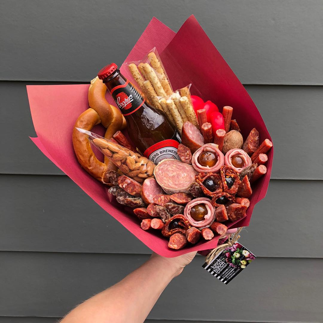 This Salami Bouquet Is The Best Way To Say I Love You Kitchn