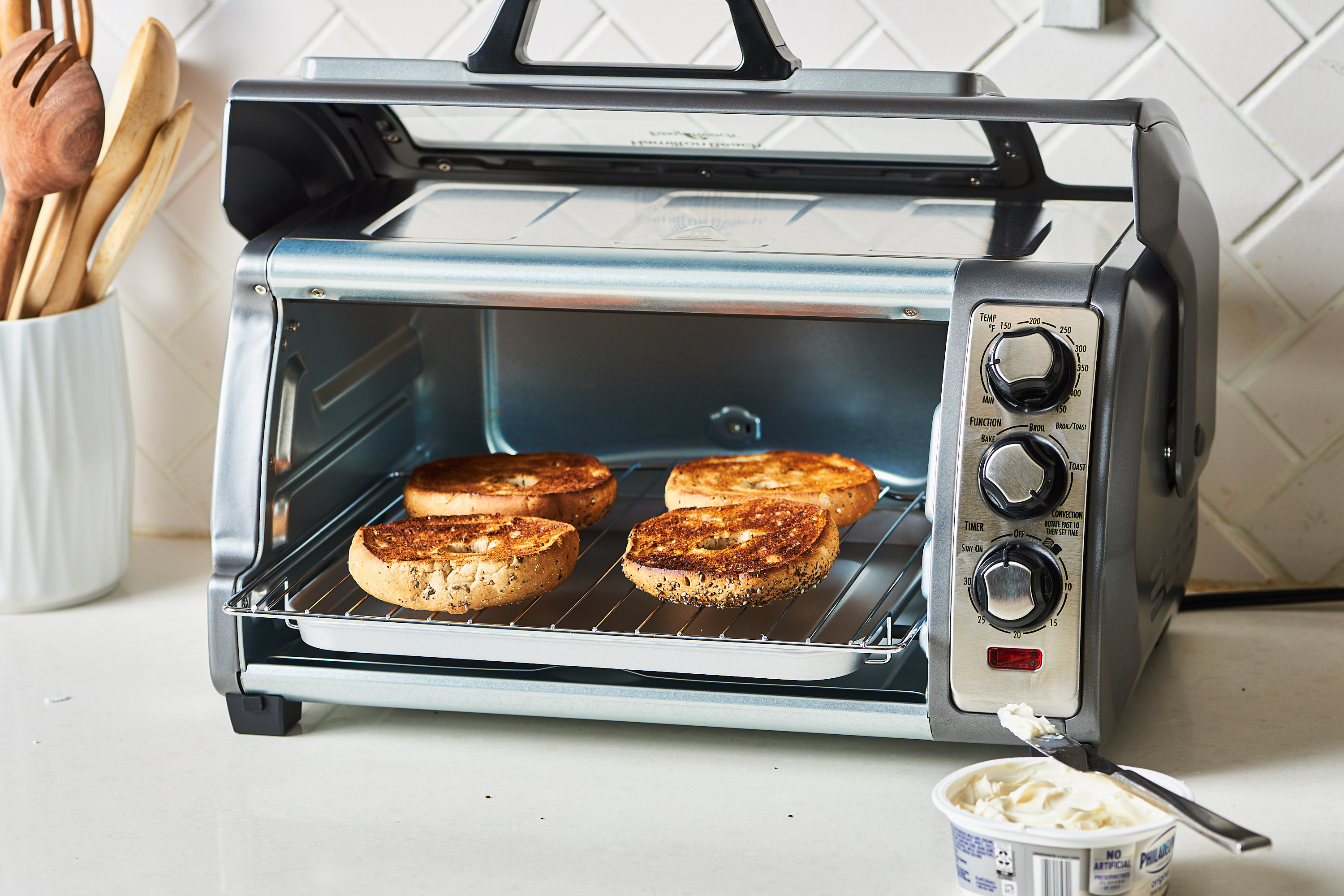 healthy toaster oven