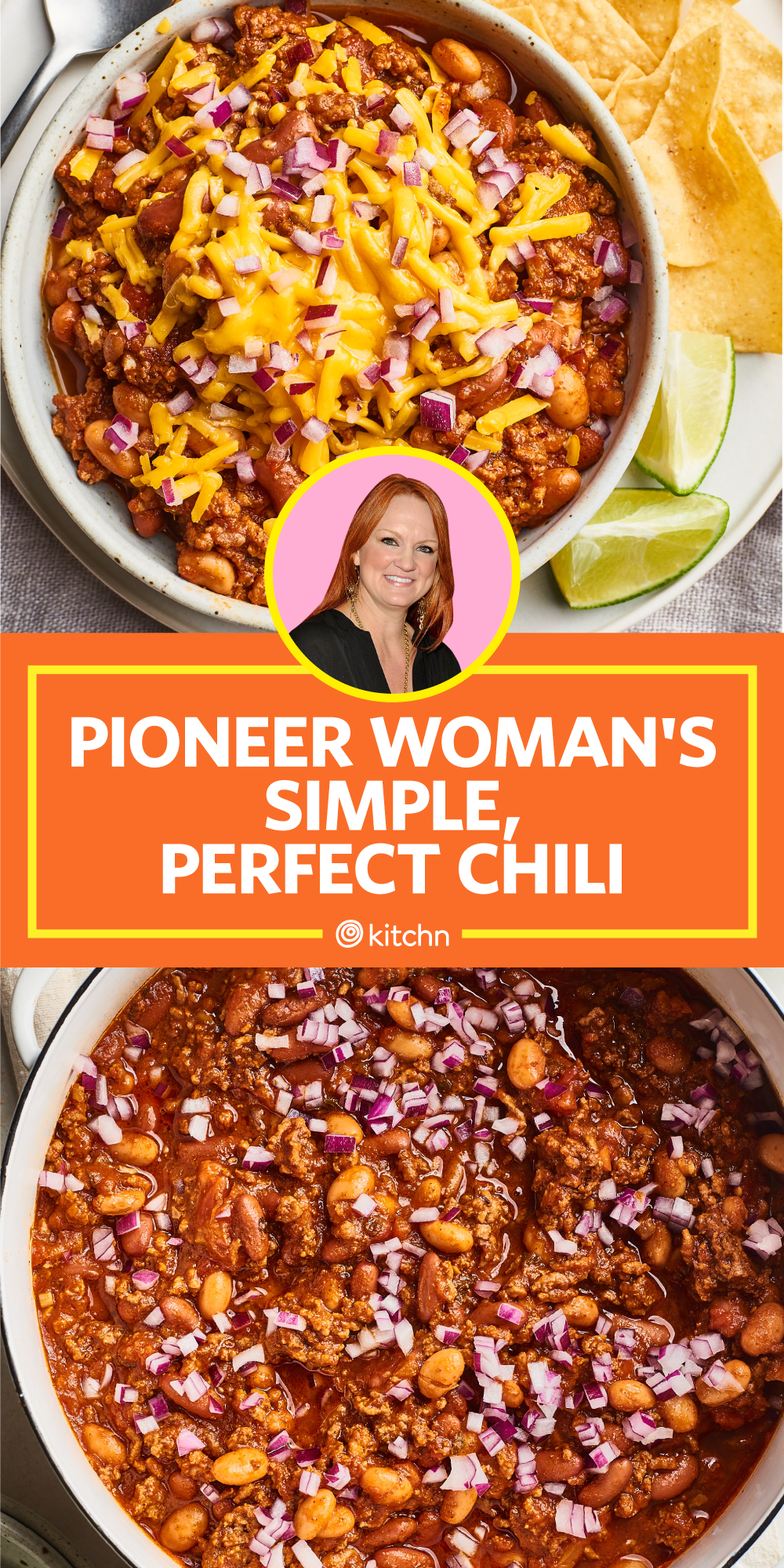 The Pioneer Woman S Chili Recipe Kitchn