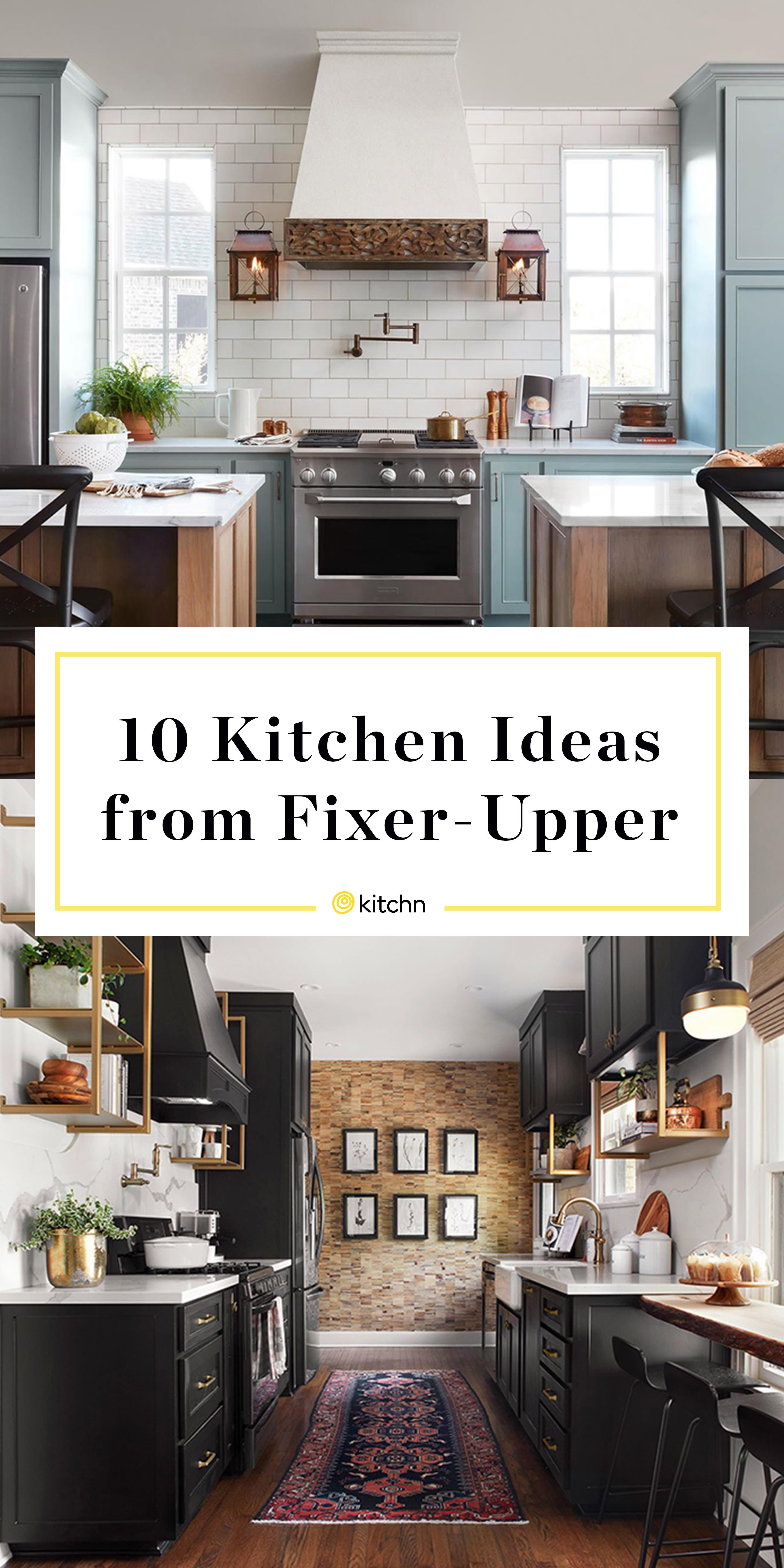 Fixer Upper - Best Kitchen Ideas | Kitchn