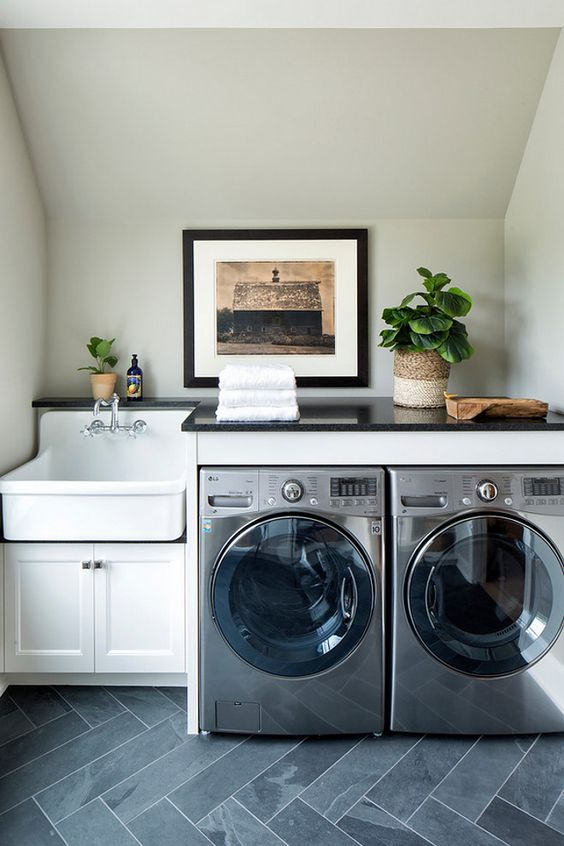 Small Laundry Room Remodeling And Storage Ideas Apartment Therapy
