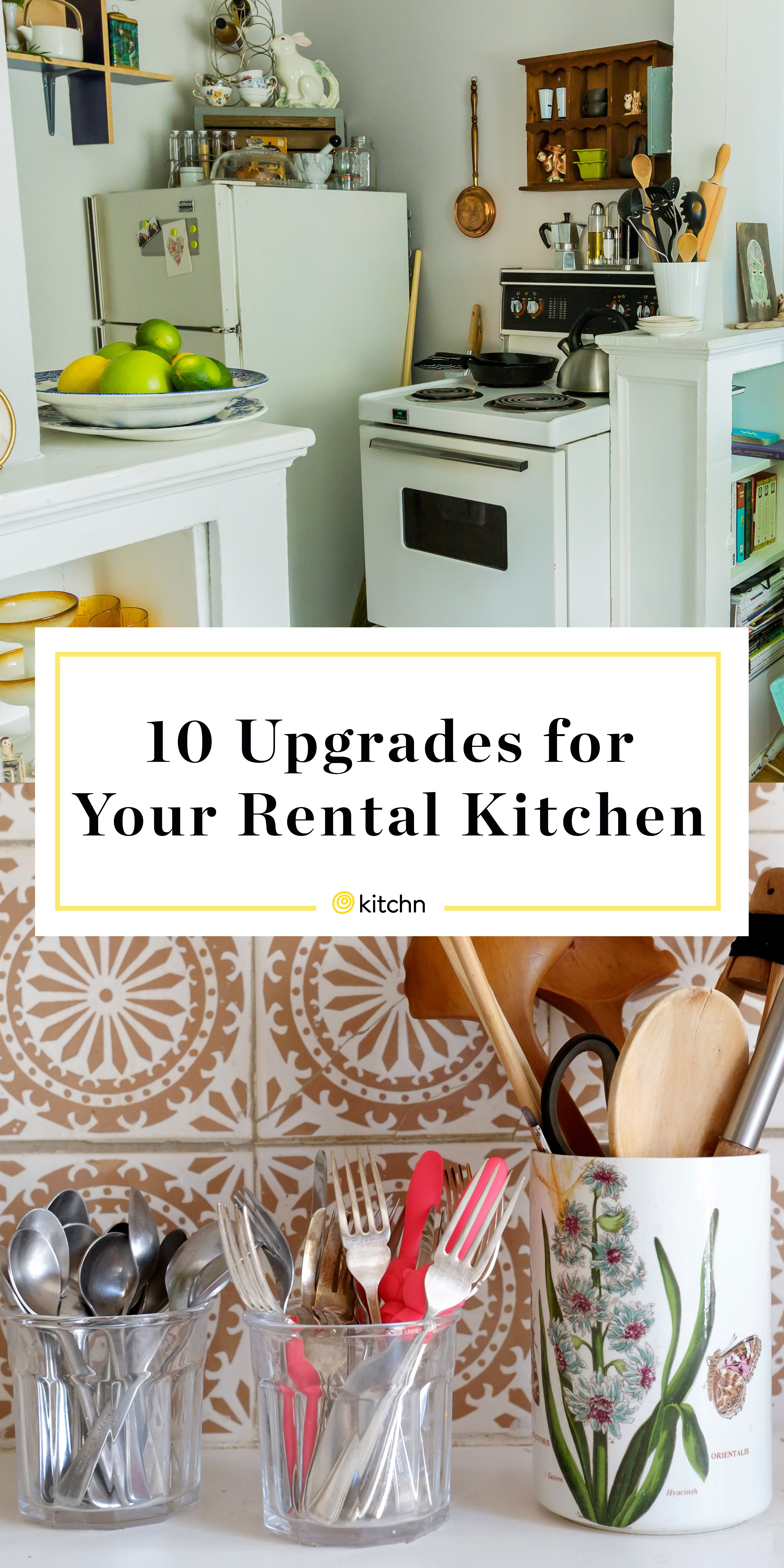 Rental Kitchen Decorating Ideas Kitchn