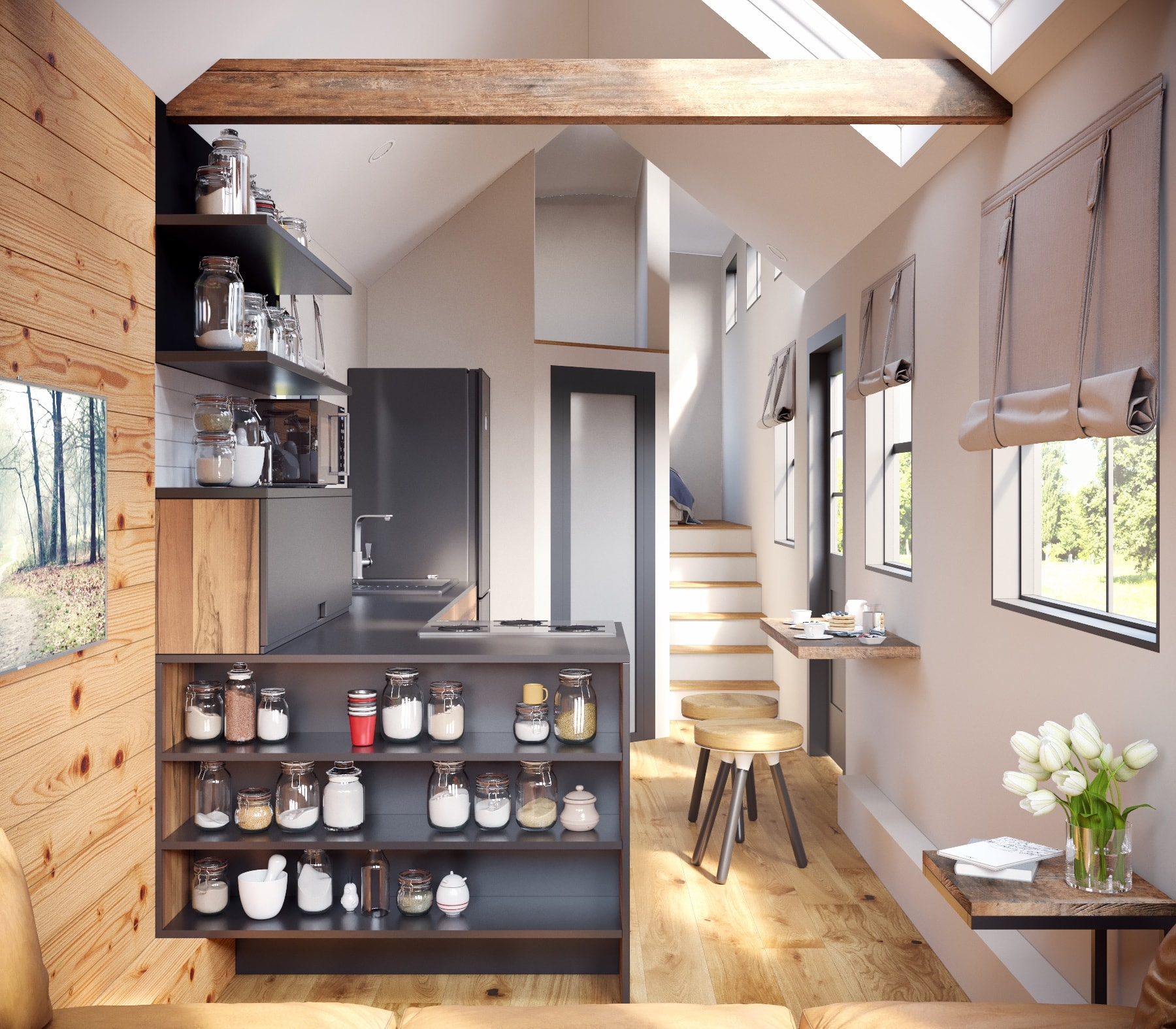 Move In Ready Luxury Tiny Houses Starting at 25K  Apartment Therapy
