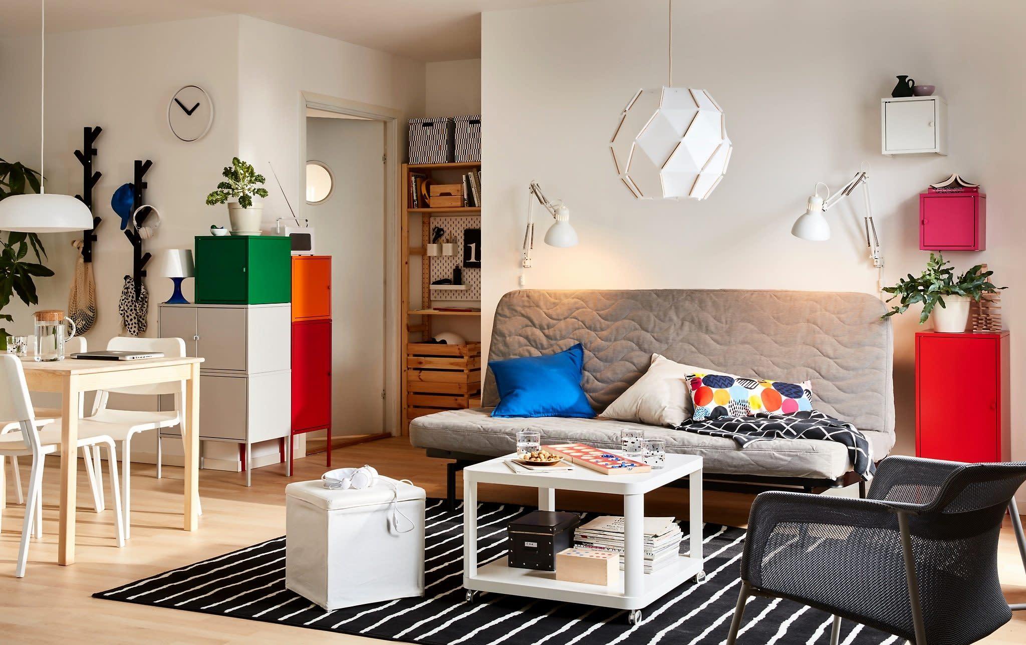 43+ Ikea Living Room Ideas