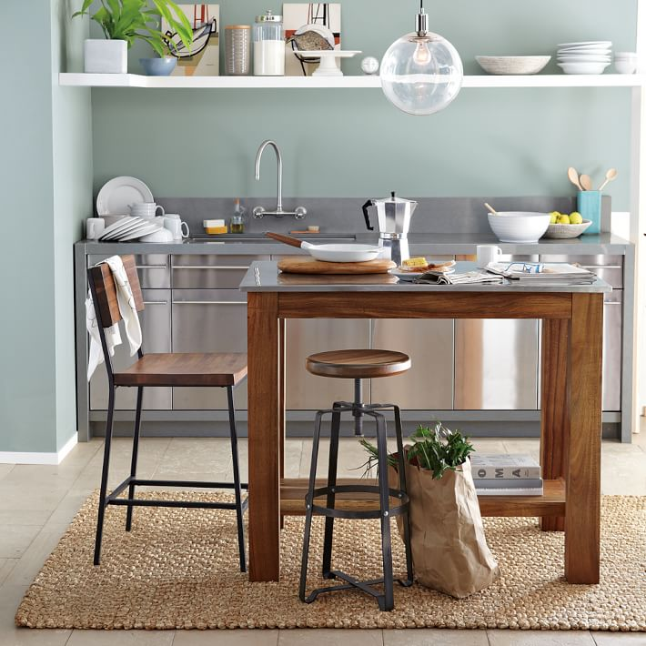 Small Kitchen Island Ideas Apartment Therapy