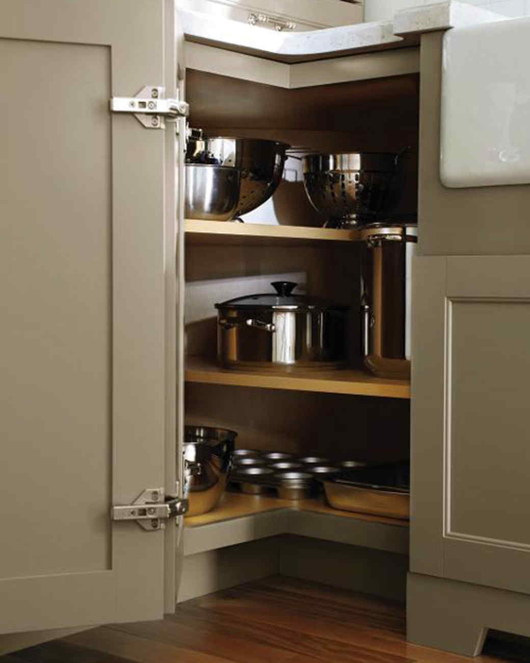 10 Corner Kitchen Cabinet Ideas How To Use Kitchen Corners Apartment Therapy