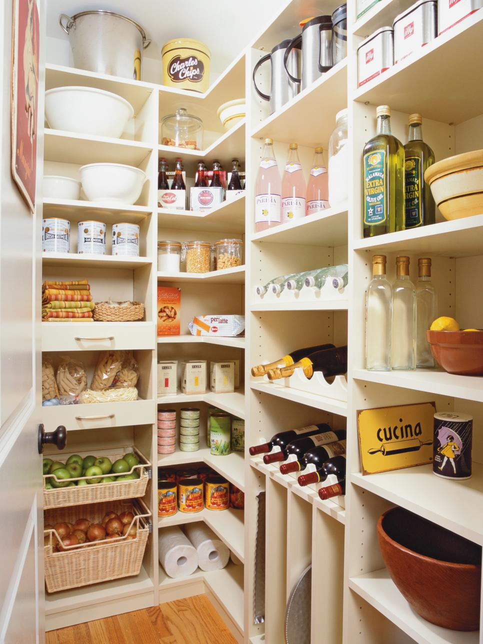 Pantry Upgrades And Organization Improve Your Kitchen Apartment Therapy