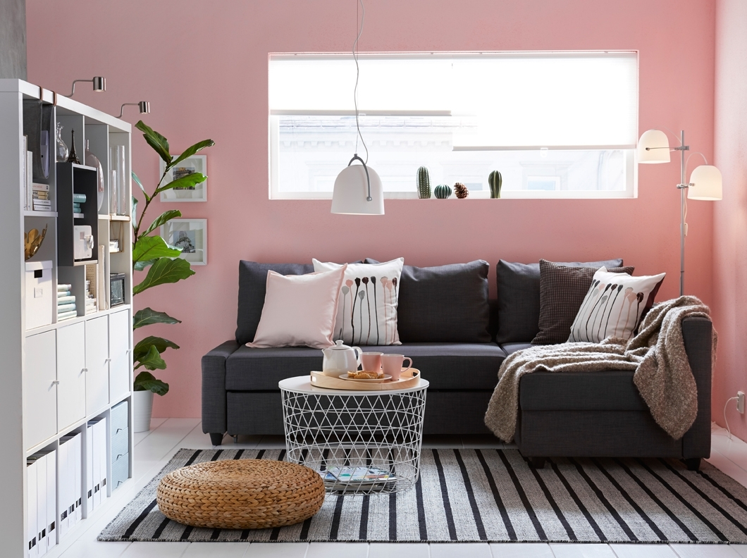 Small Living Room Layout Ideas From IKEA | Apartment Therapy
