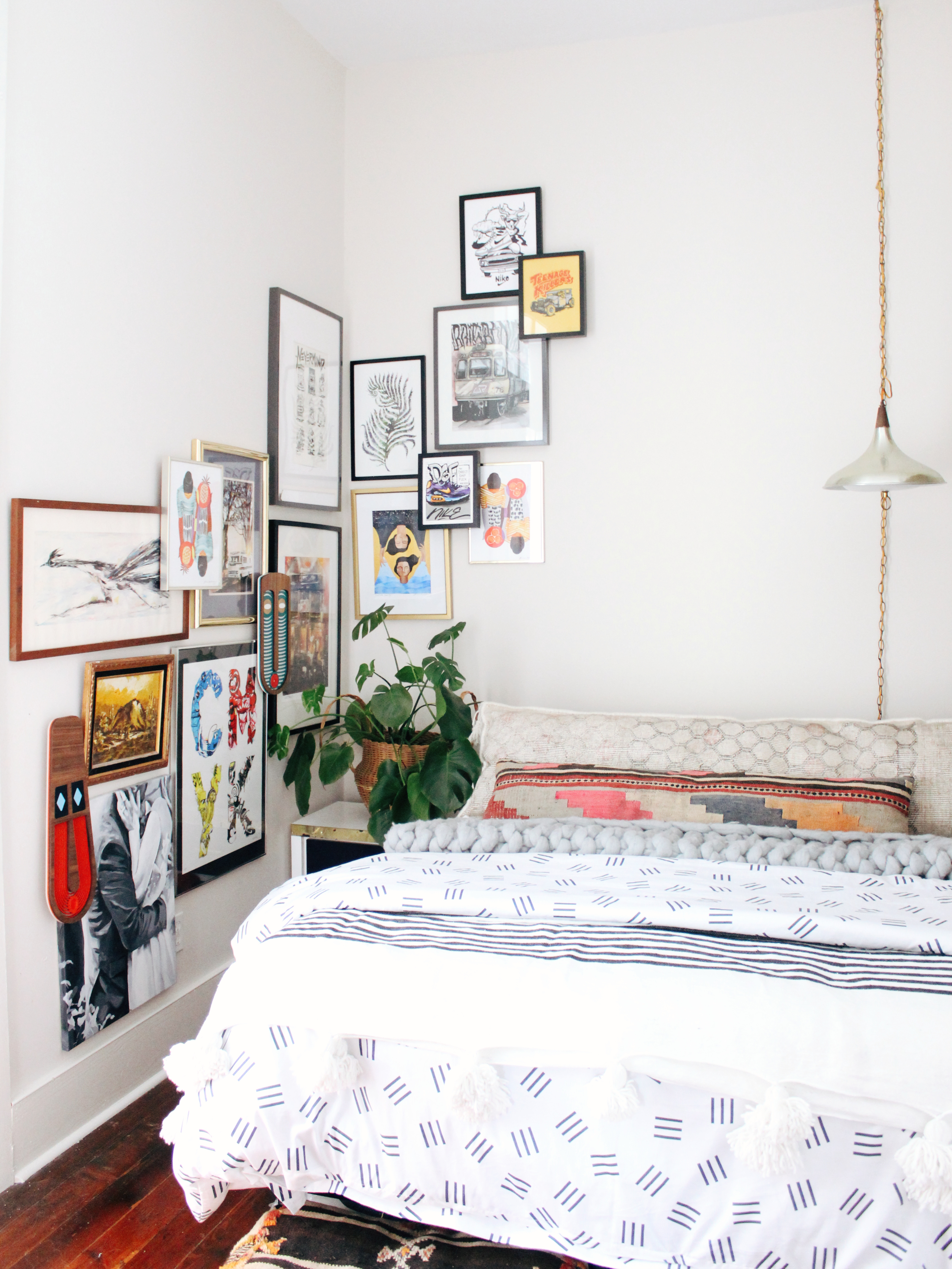 bedroom decor apartment therapy
