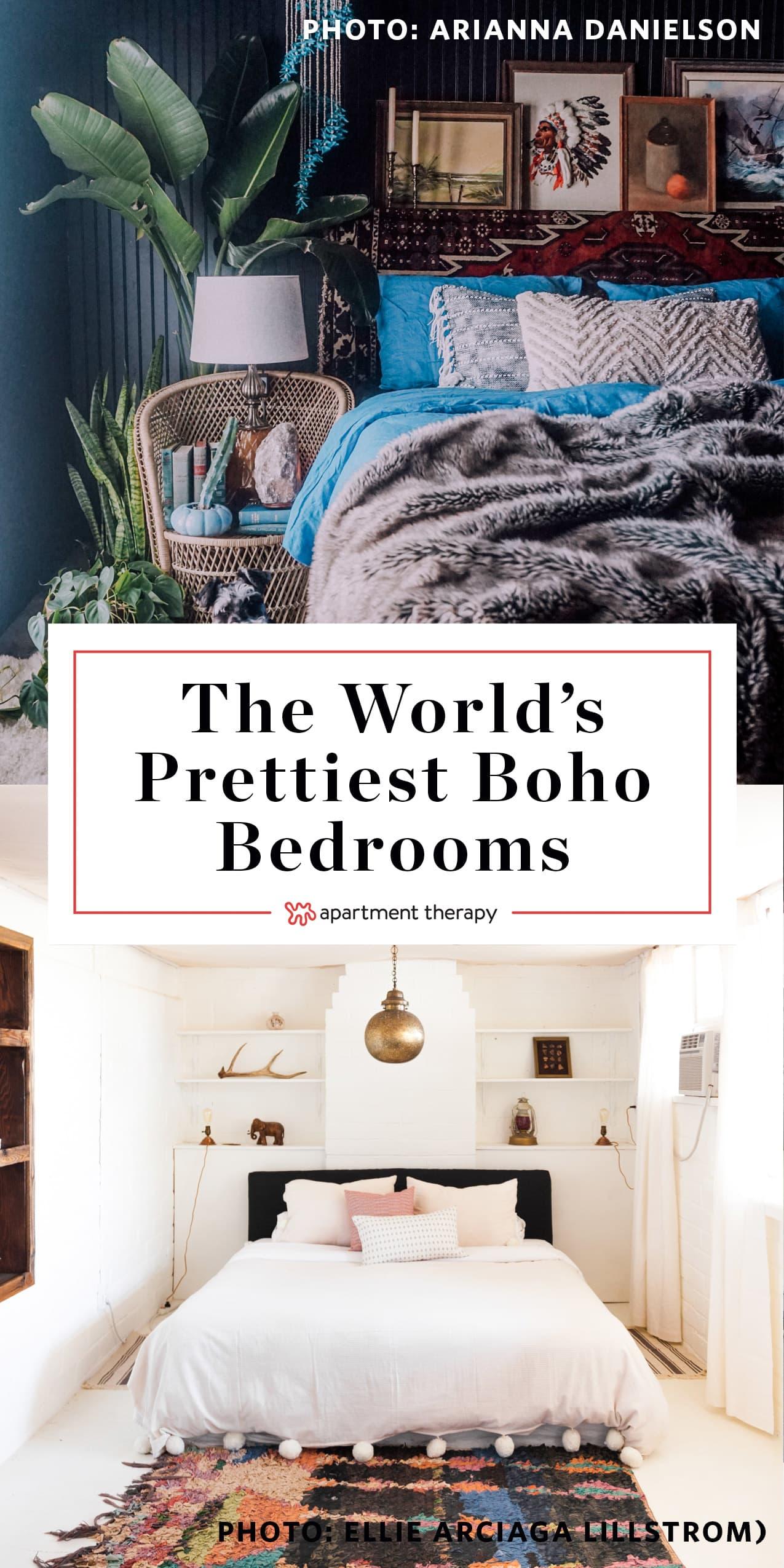15 Boho Bedroom Ideas - How to Use Boho Style in Bedroom Decor