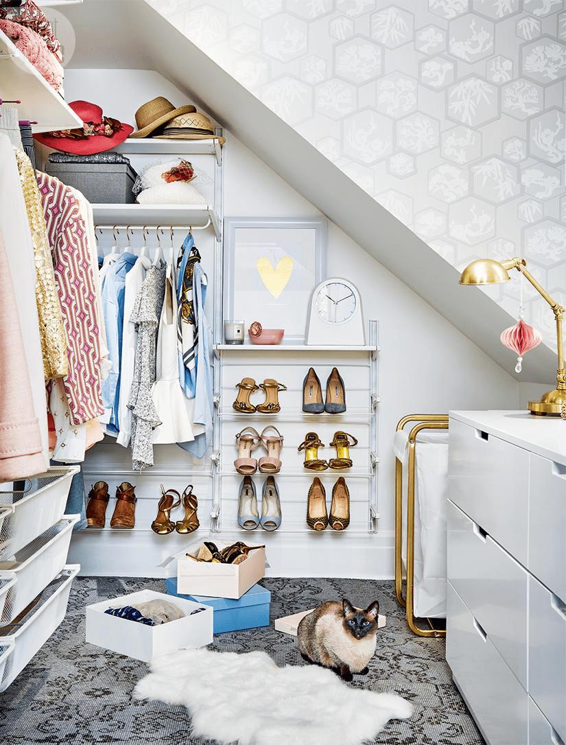Closet Organizer Ideas Diy Wall Storage Apartment Therapy