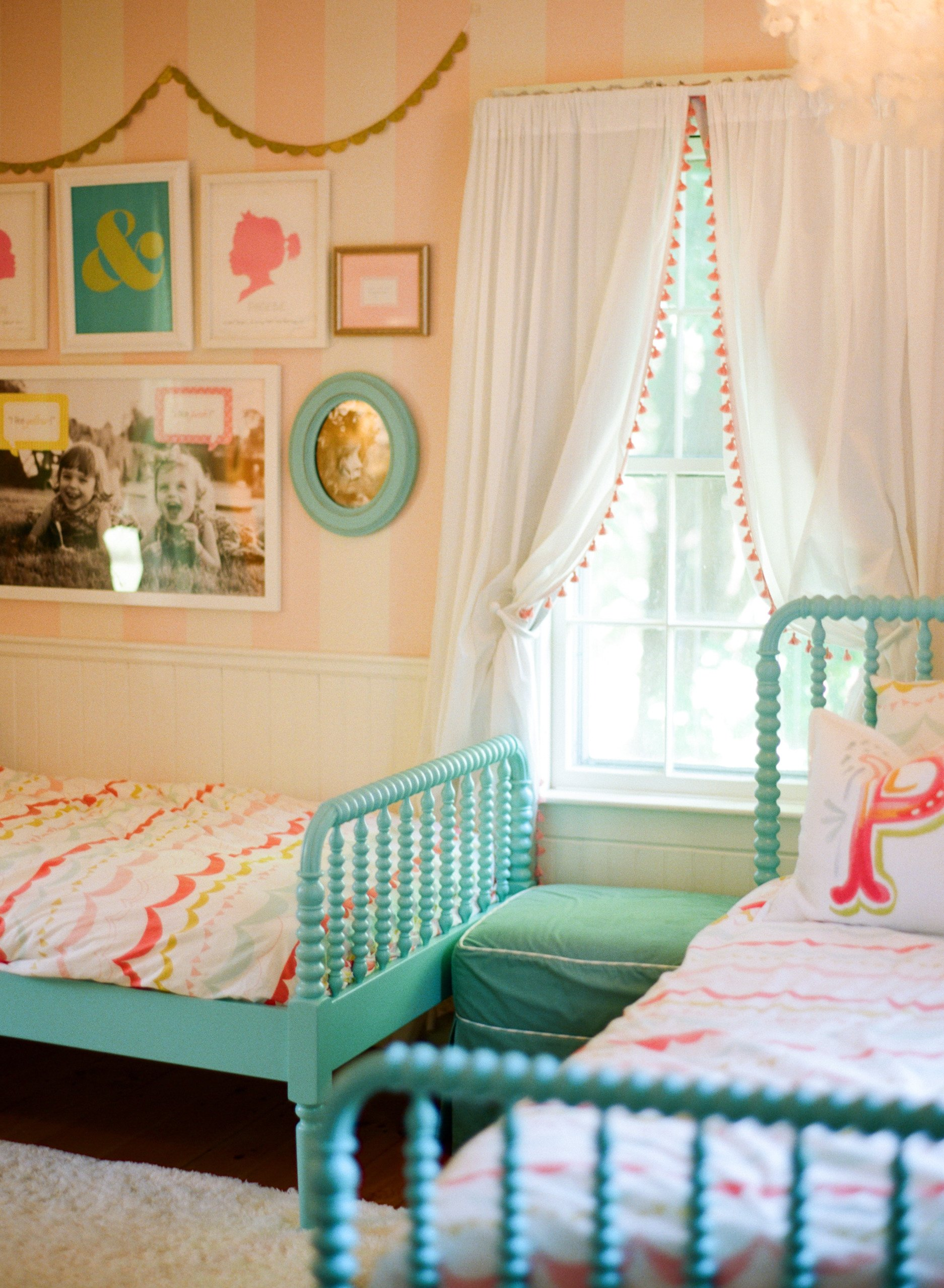 Shared Kids Rooms Making A Multiple Bed Layout Work Apartment Therapy